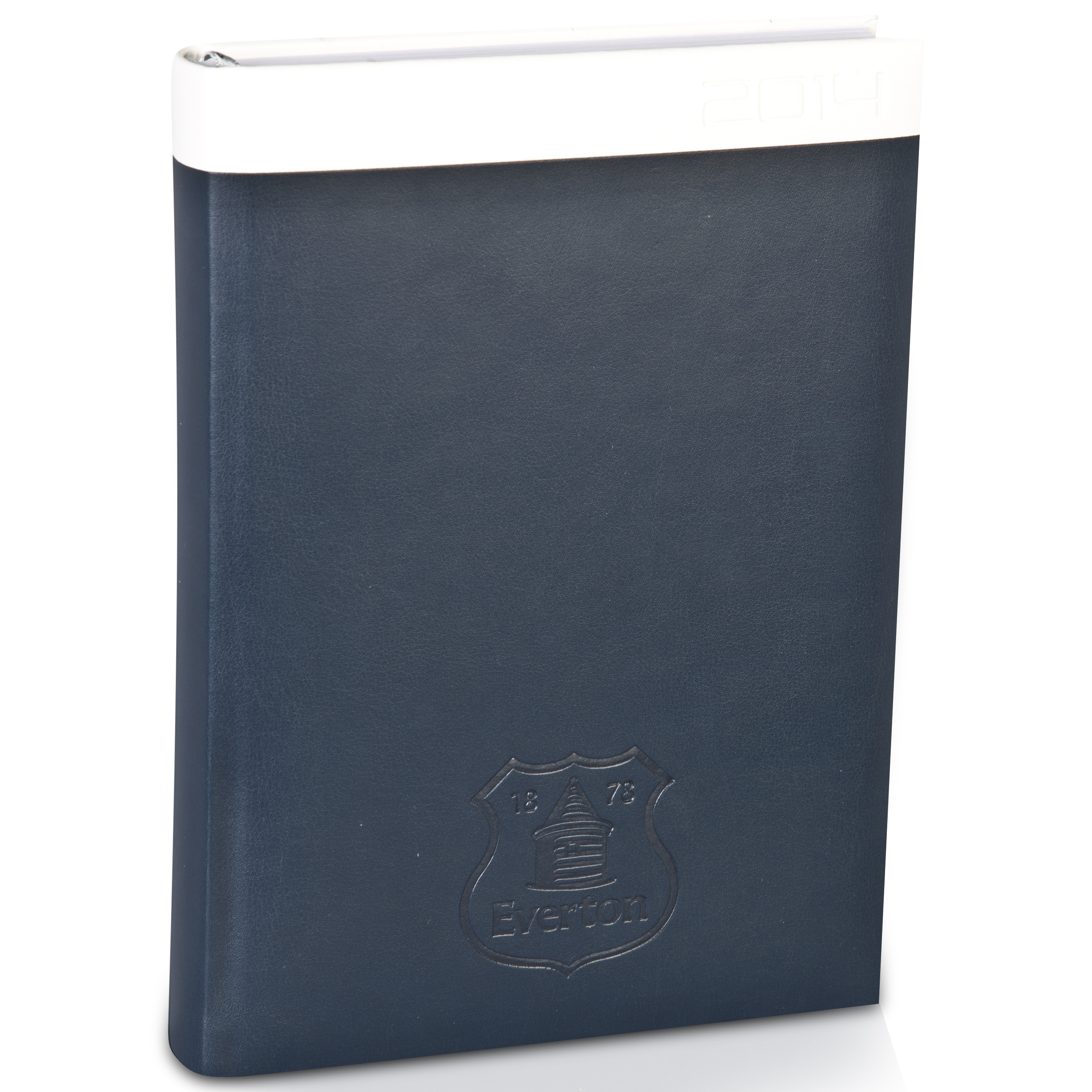 Everton A5 PU Daily Diary