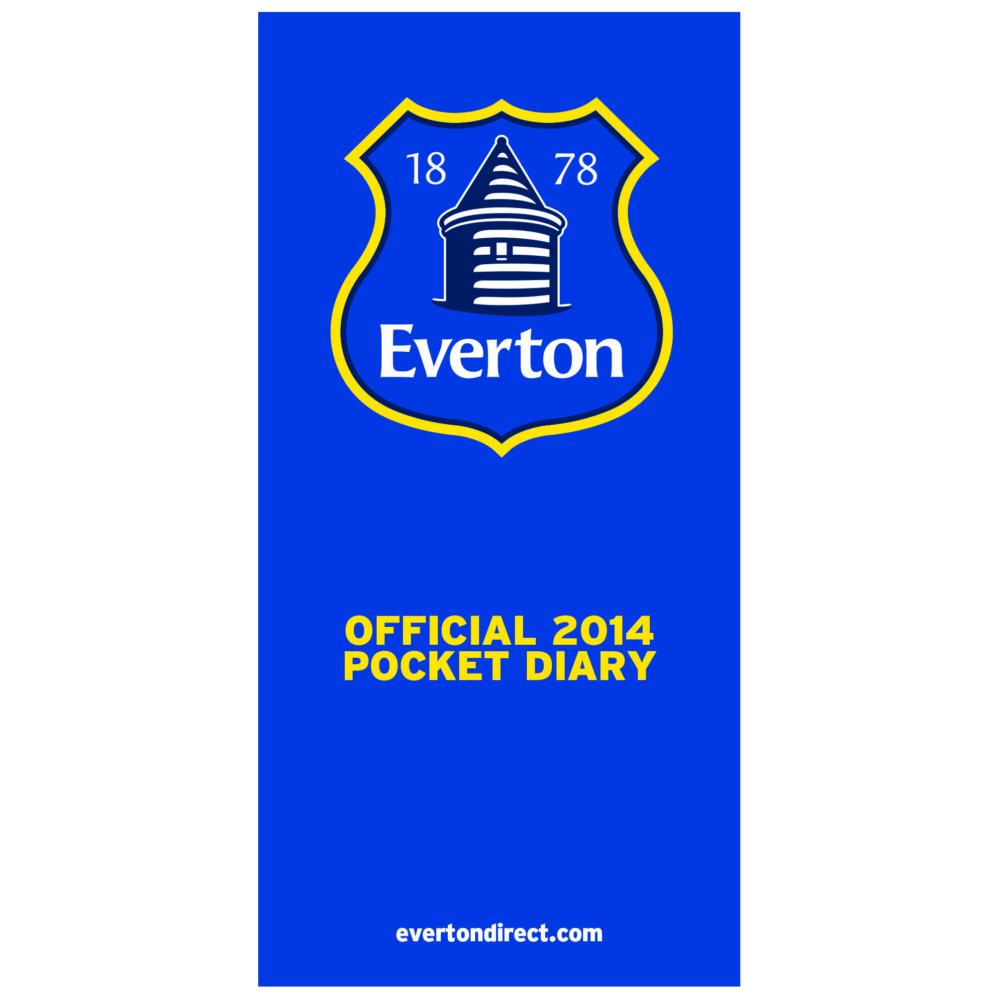 Everton Slim Diary 2014