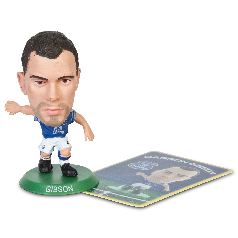 Everton Soccerstarz Darron Gibson