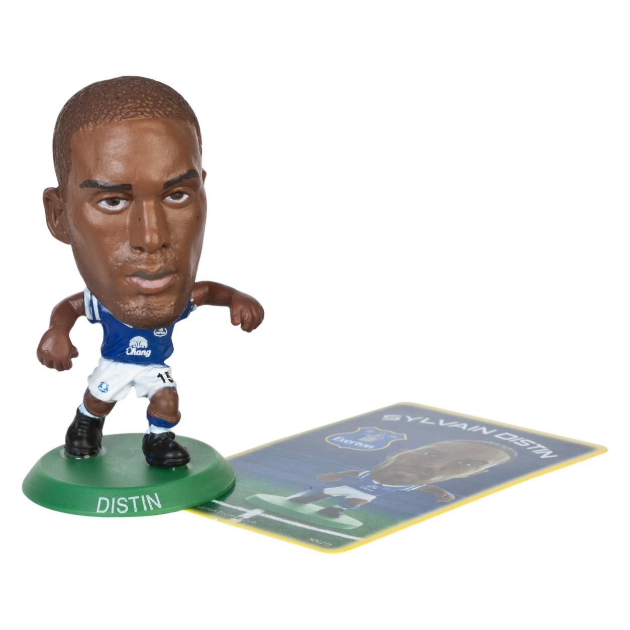 Everton Soccerstarz Sylvain Distin