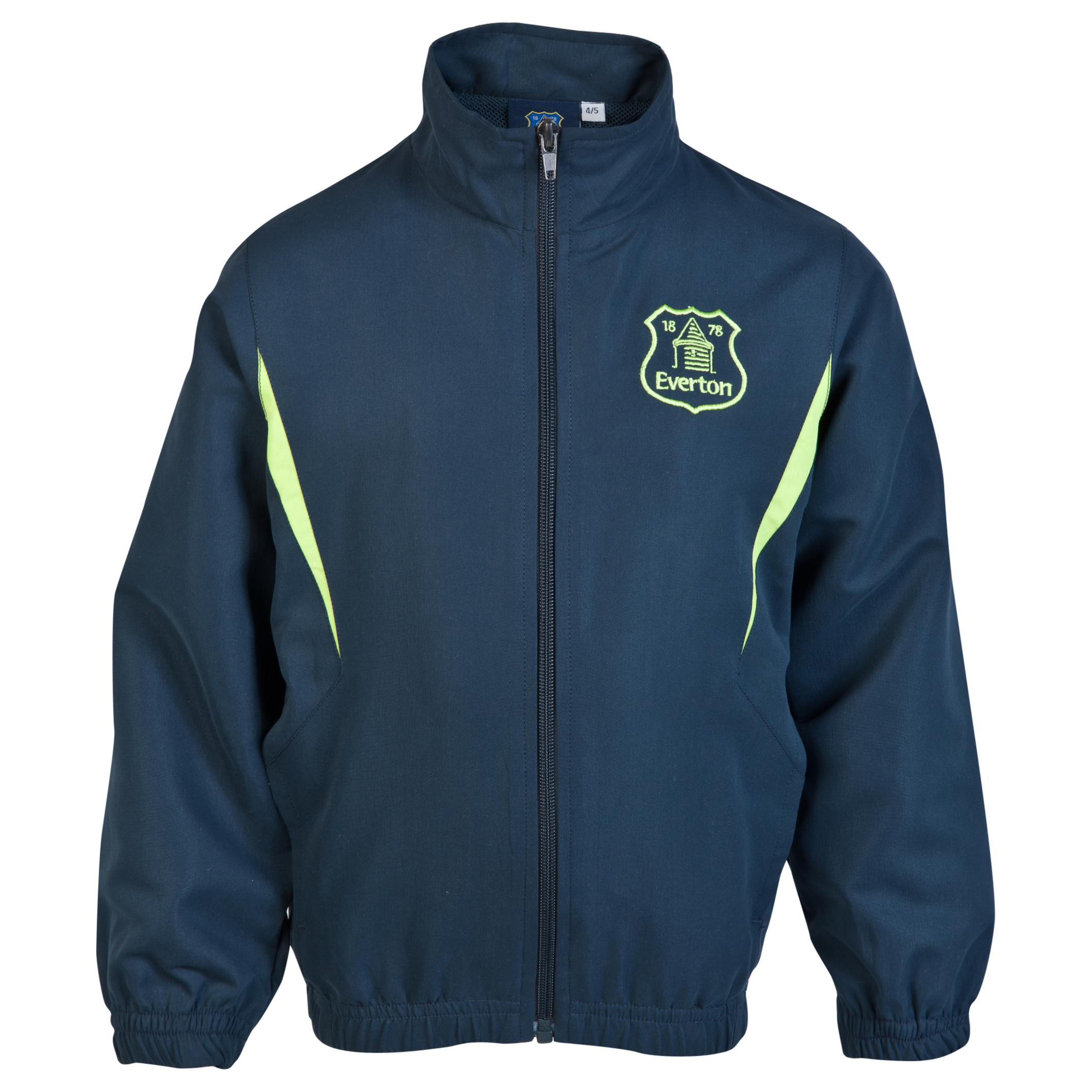 Everton Essentials SparkTrack Jacket-Infant Boys Navy