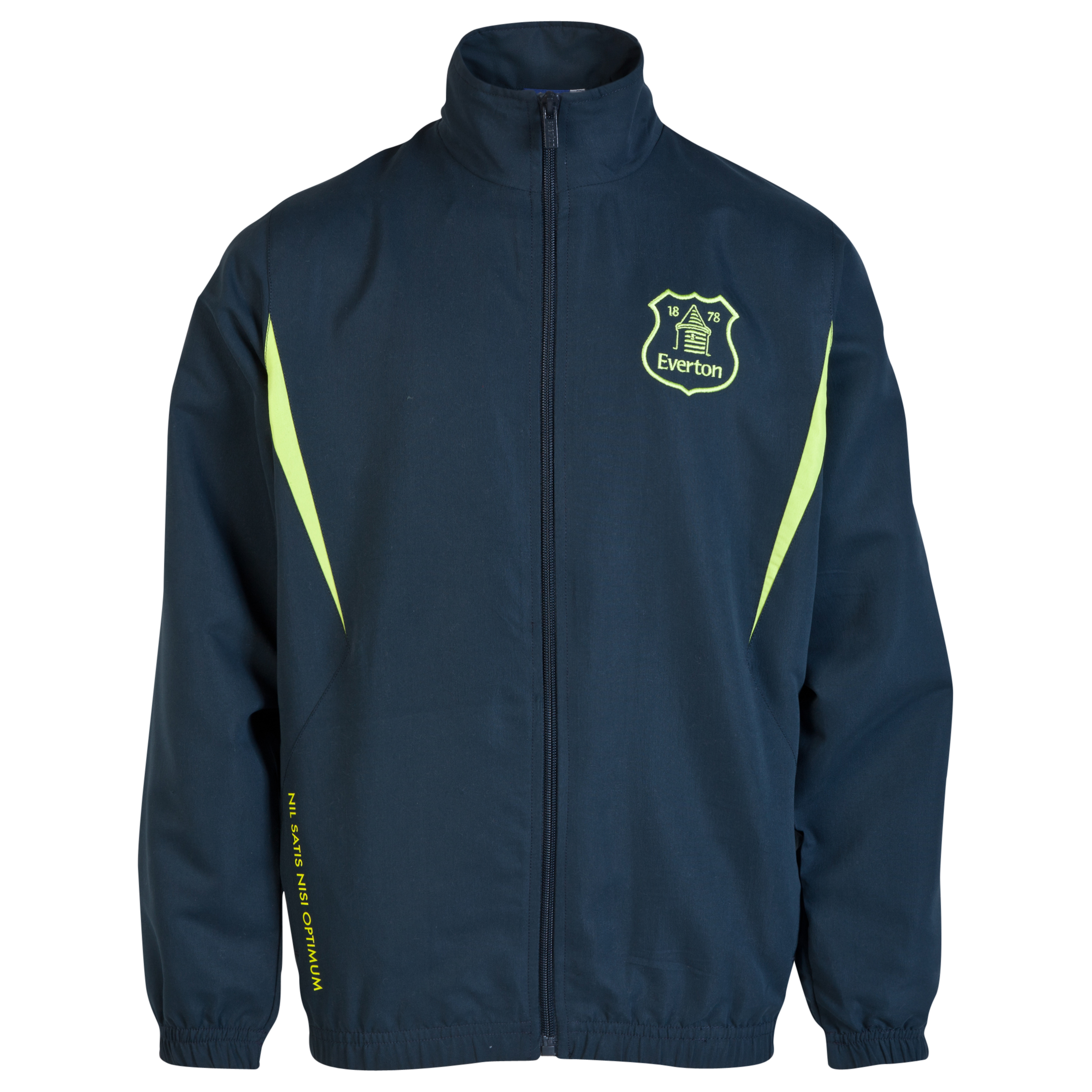 Everton Essentials SparkTrack Jacket-Older Boys Navy