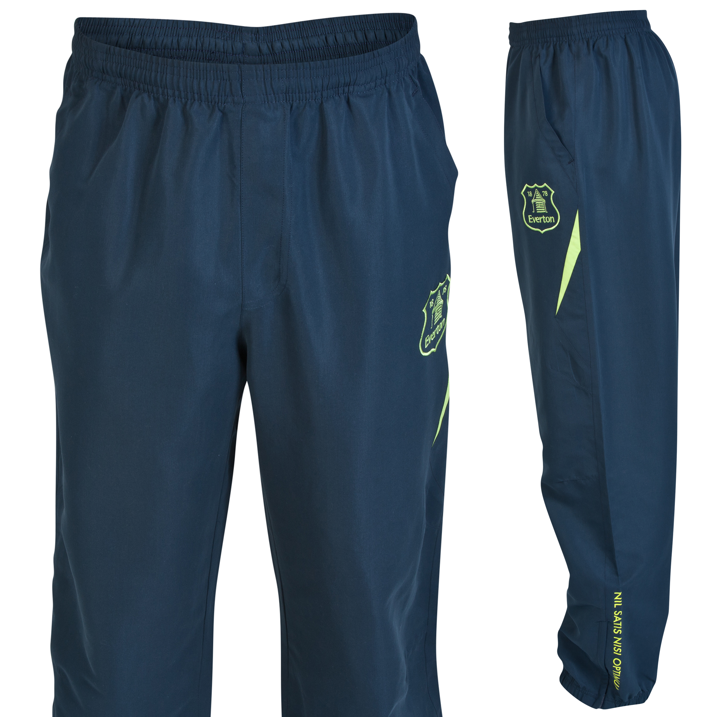 Everton Essentials Sport Pants-Infant Boys Navy