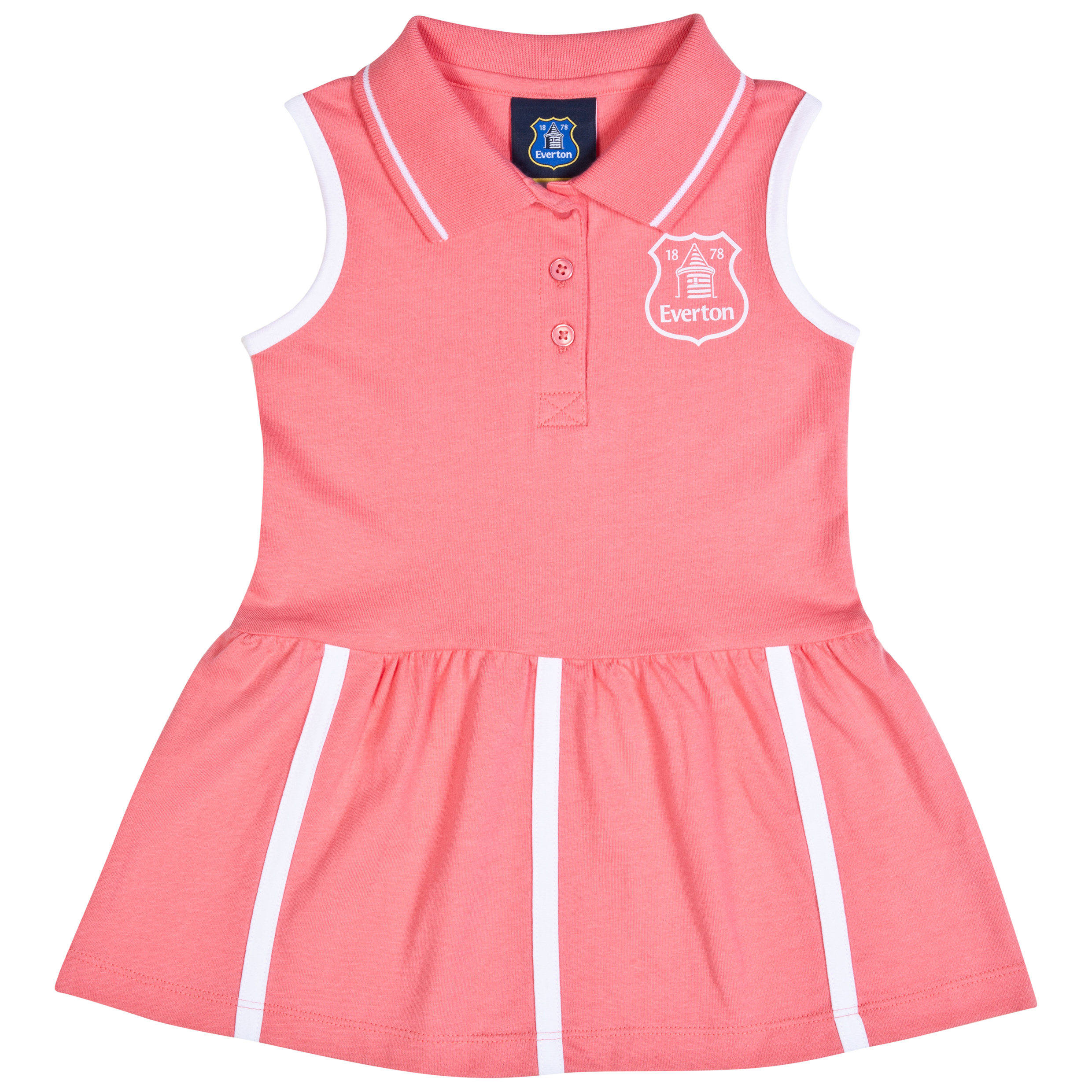 Everton Ella Tennis Dress-Baby Pink