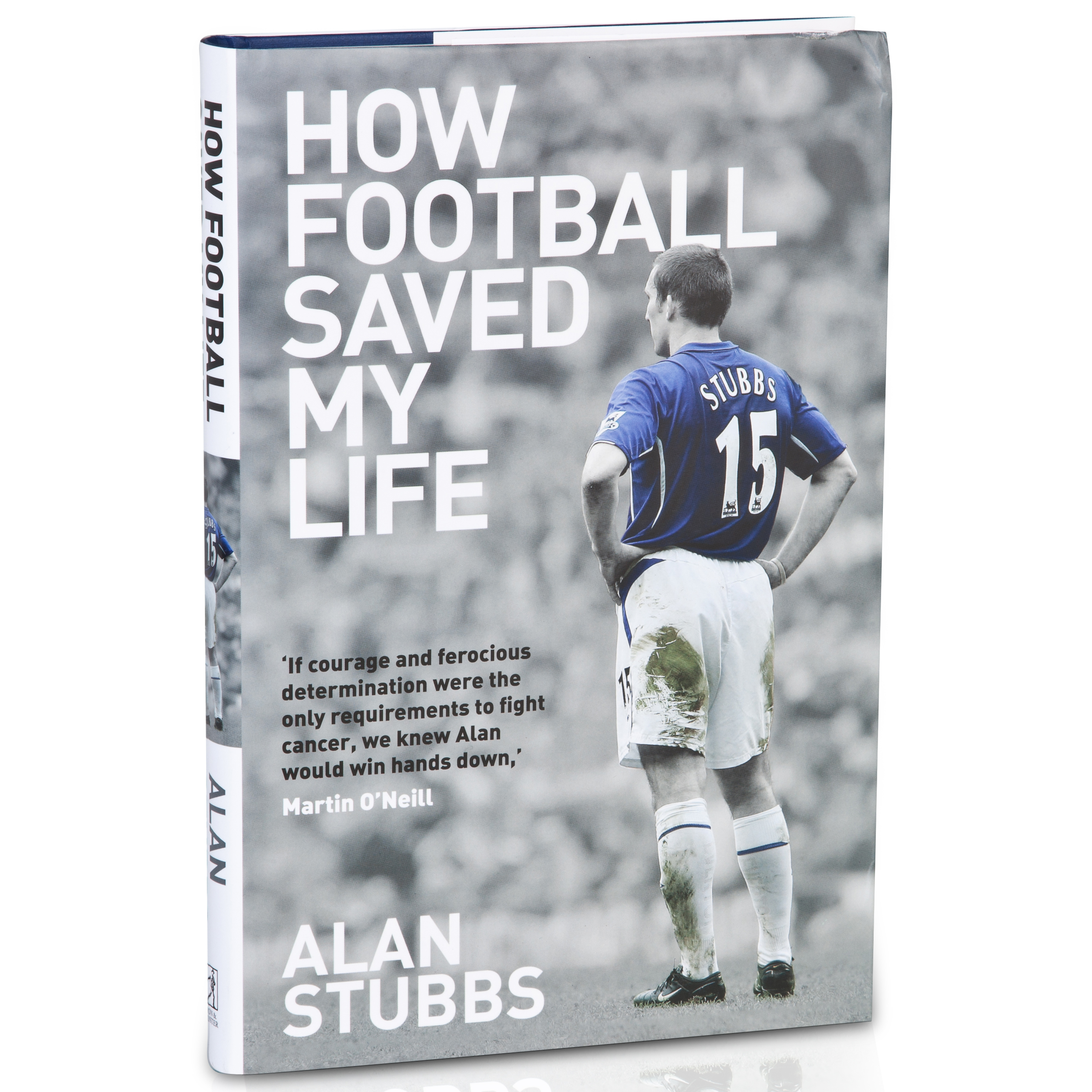 Everton Alan Stubbs - How football Saved My Life
