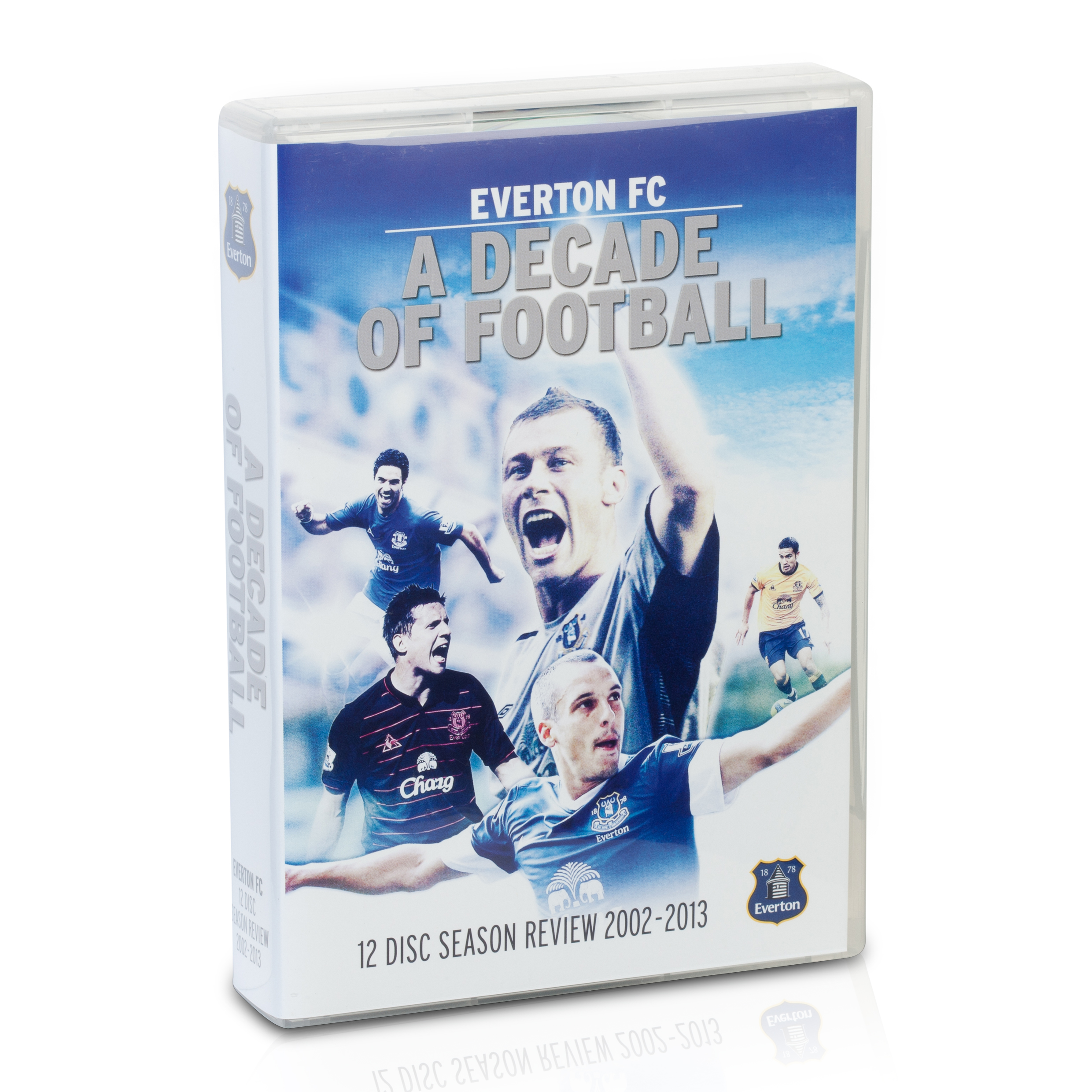 Everton Season Review From the Past Decade