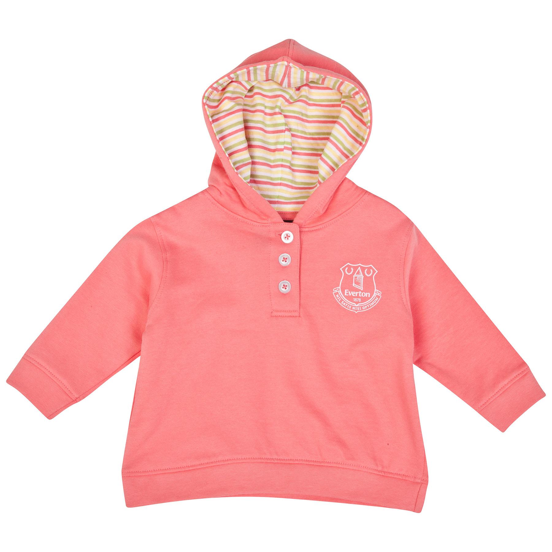 Everton Hoodie-Baby Pink