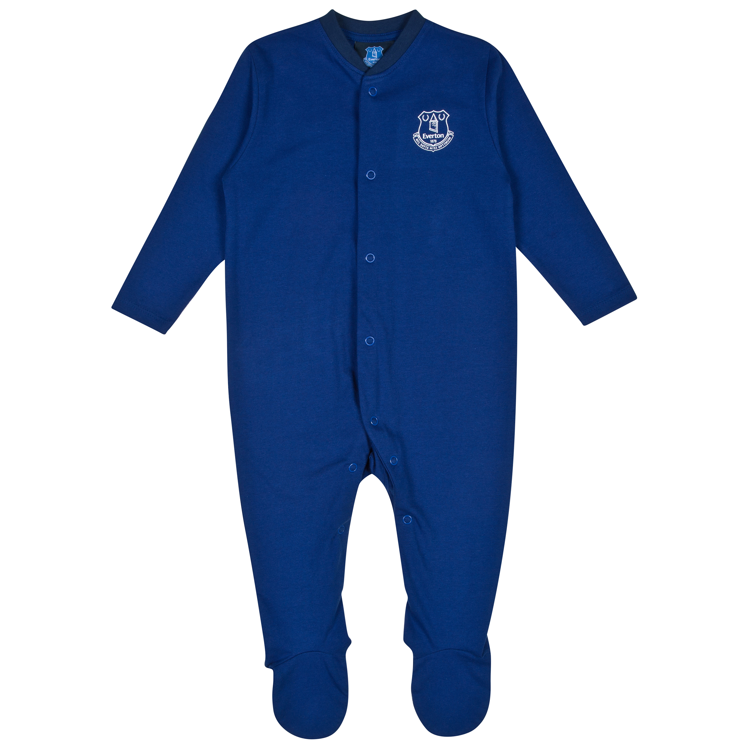 Everton 14/15 Sleepsuit - Everton Blue - Baby