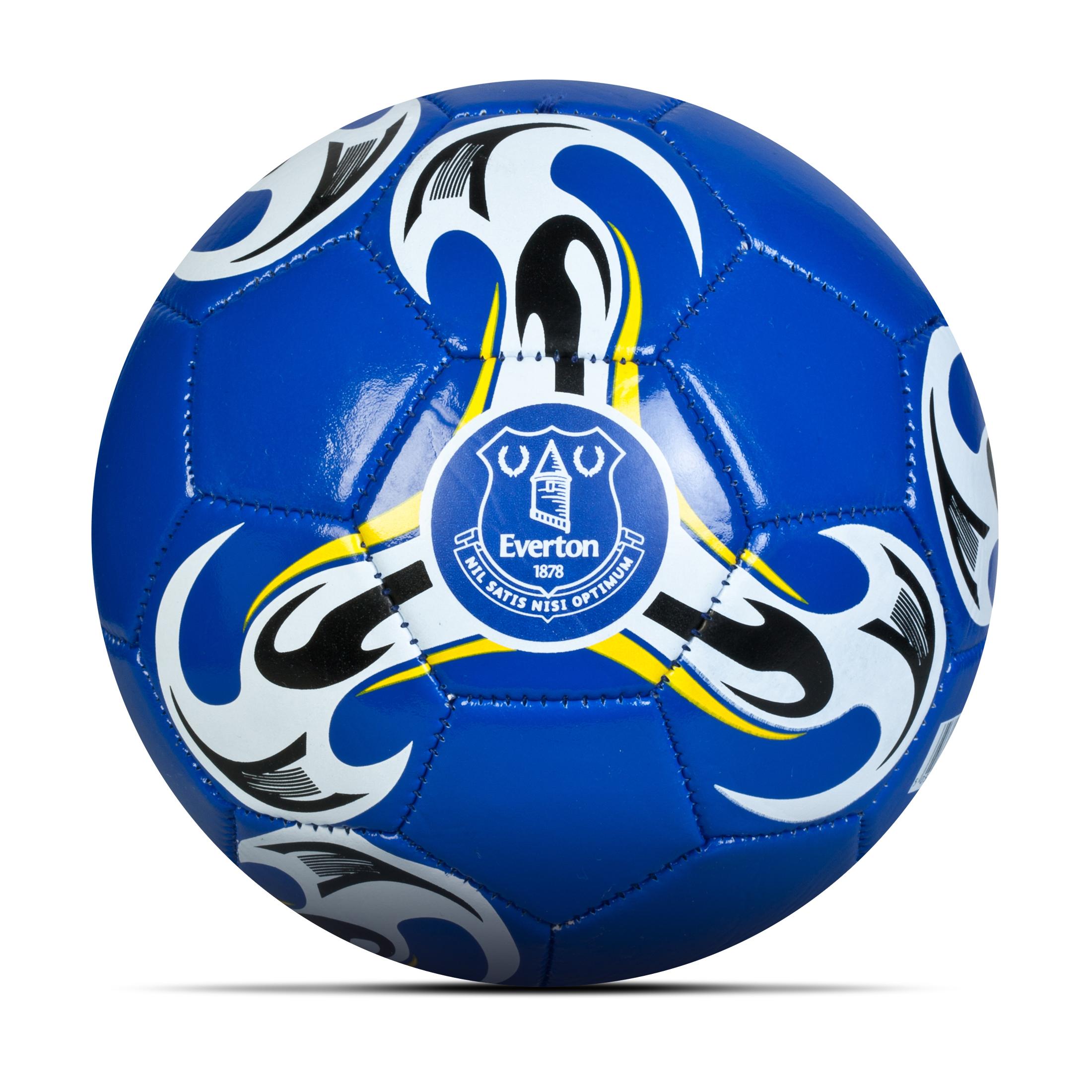 Everton Football - Size 5 - Royal/ White