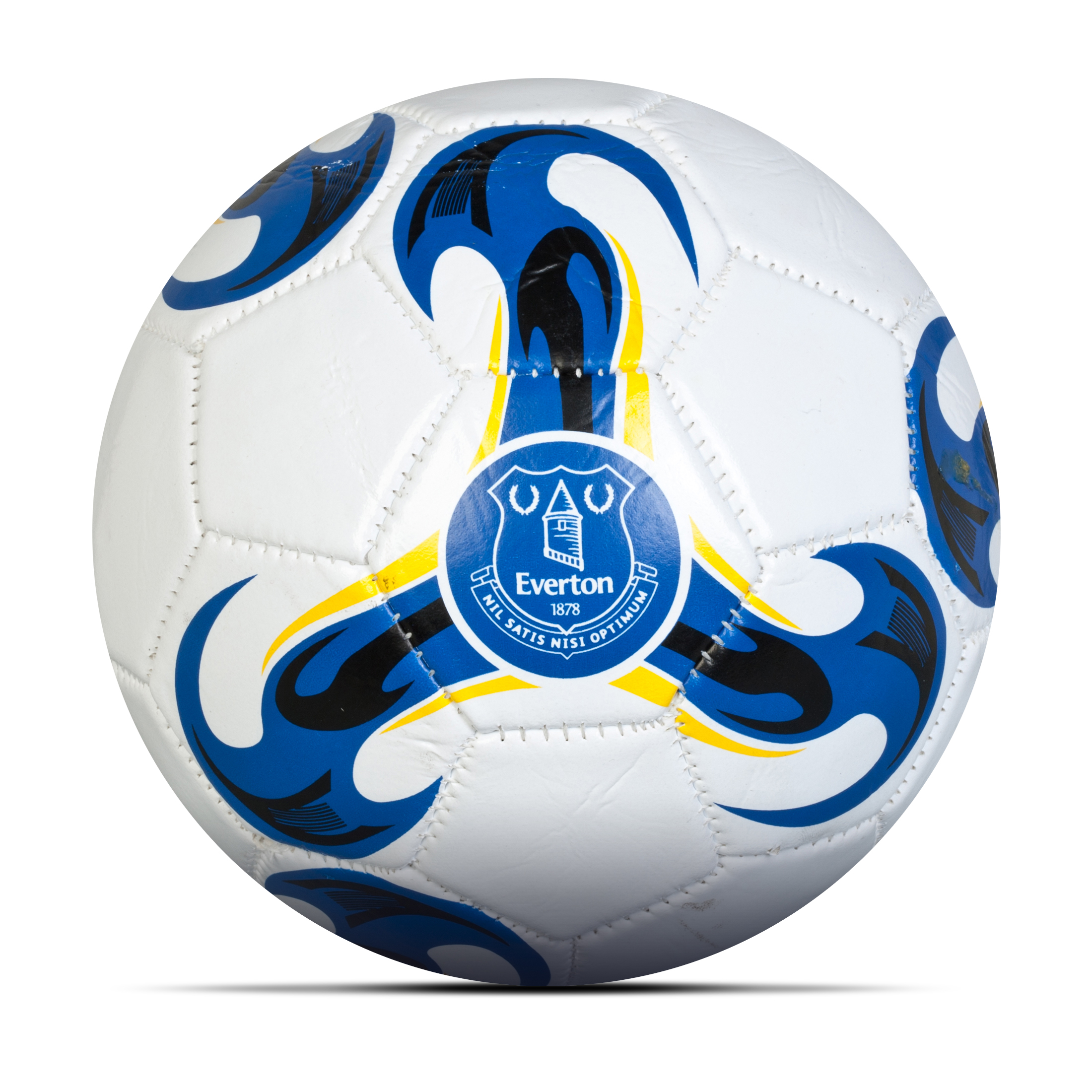 Everton Football - Size 2 - White/ Royal