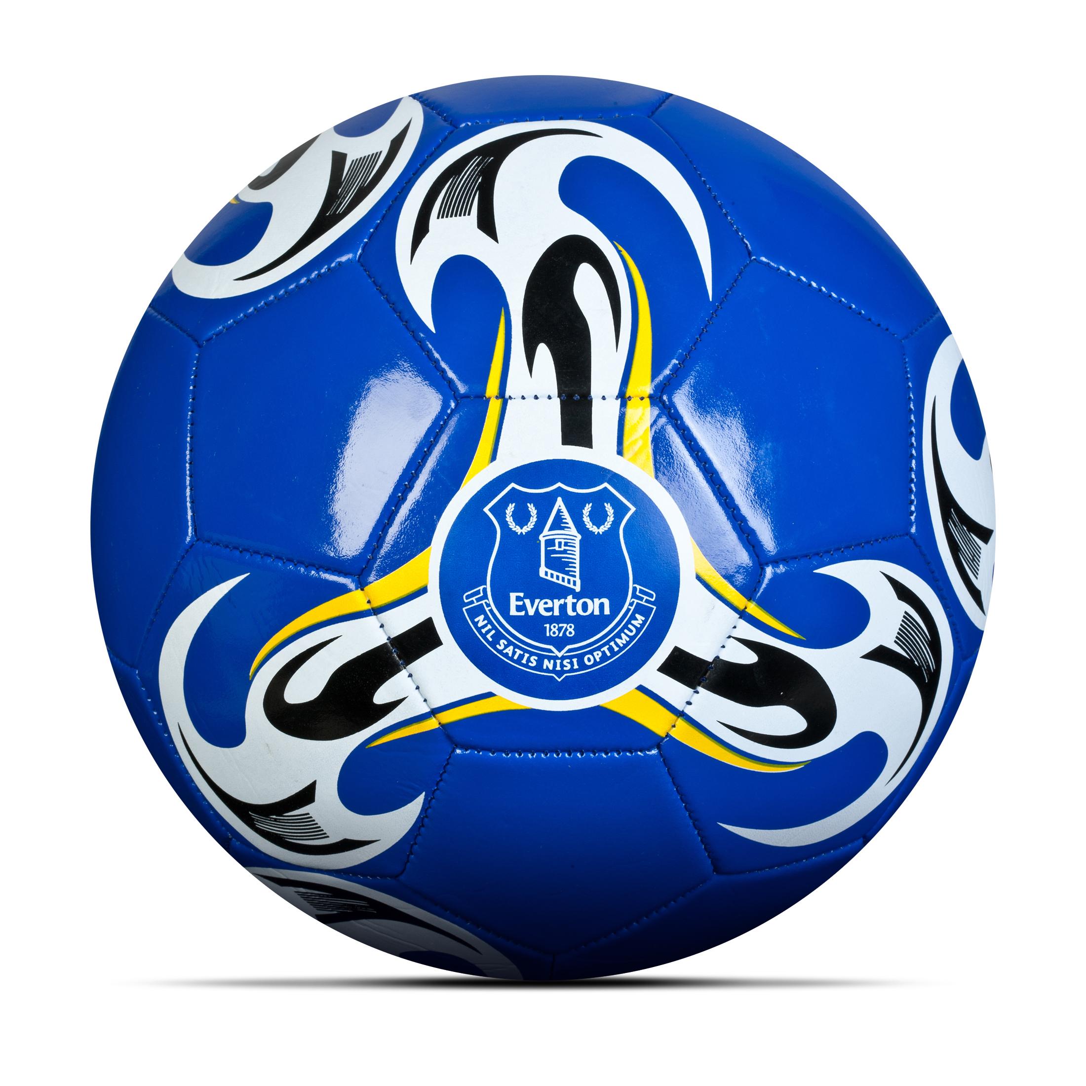 Everton Football - Size 2 - Royal/White