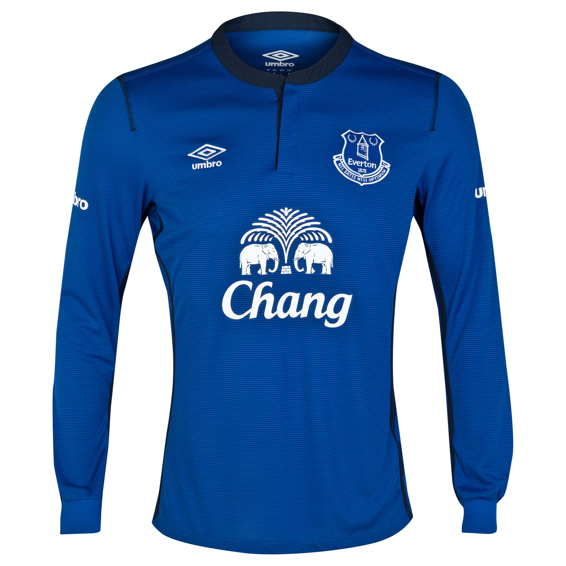 Everton LS Home Shirt 2014/15
