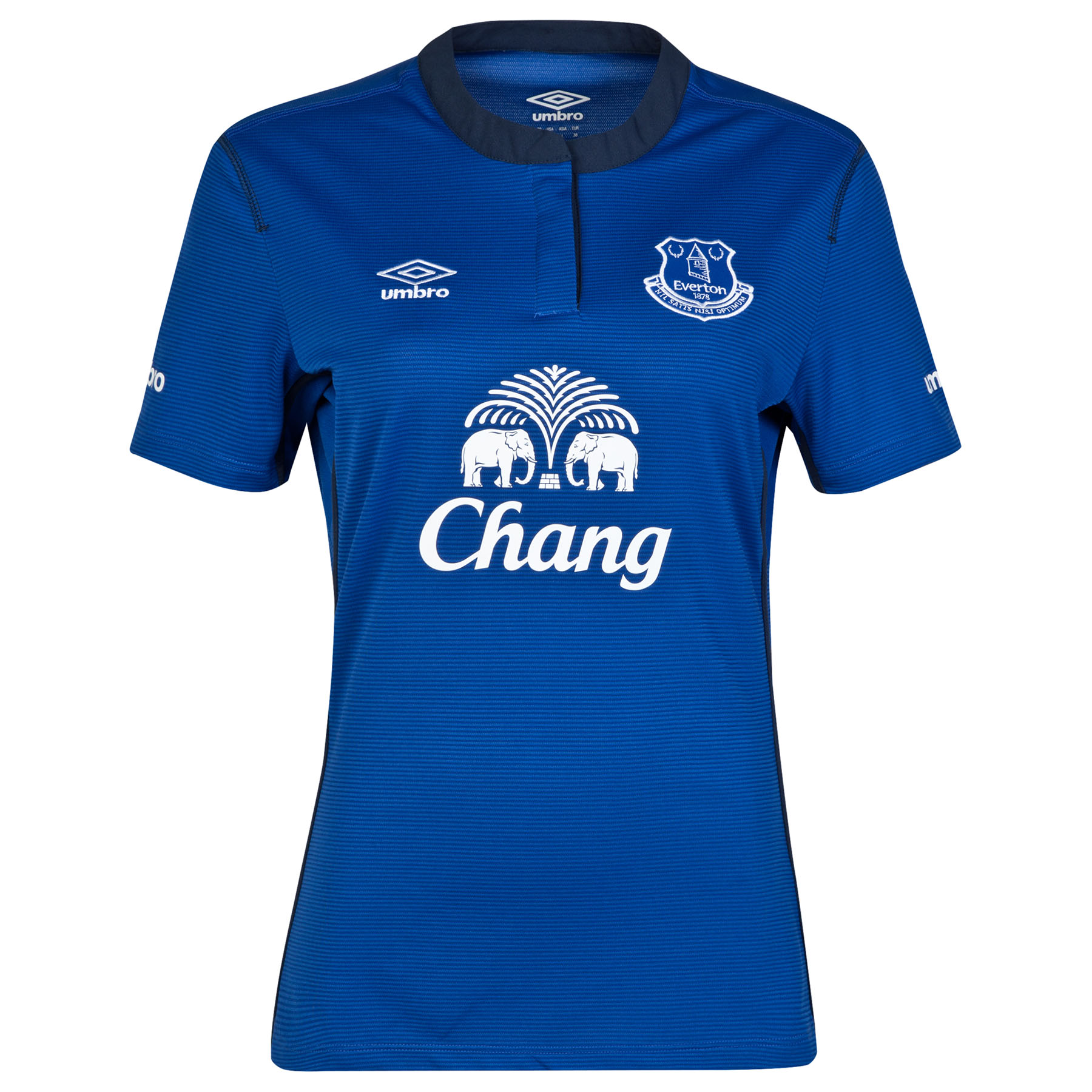 Everton SS Home Shirt 2014/15 - Womens