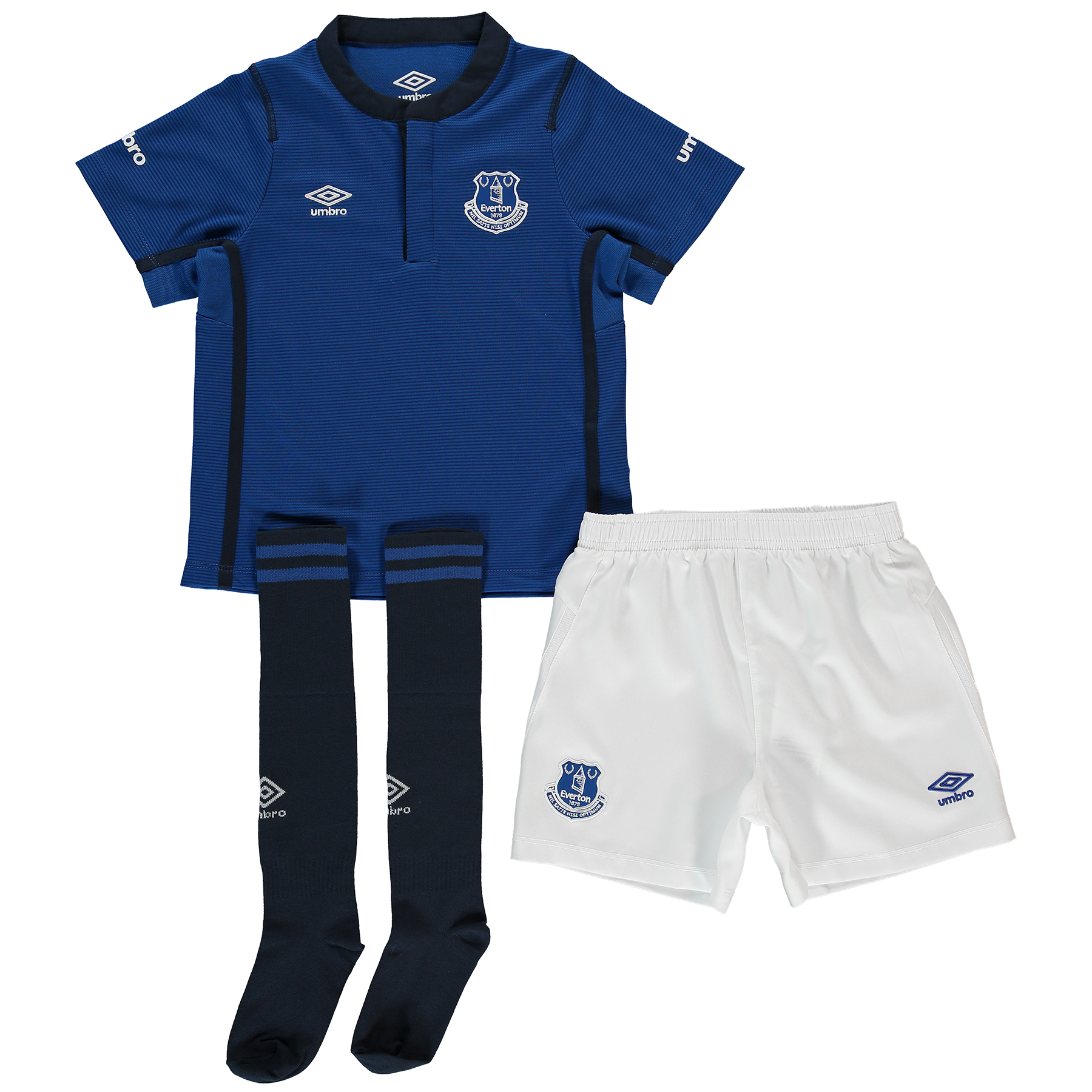 Everton Home Infant Kit 2014/15