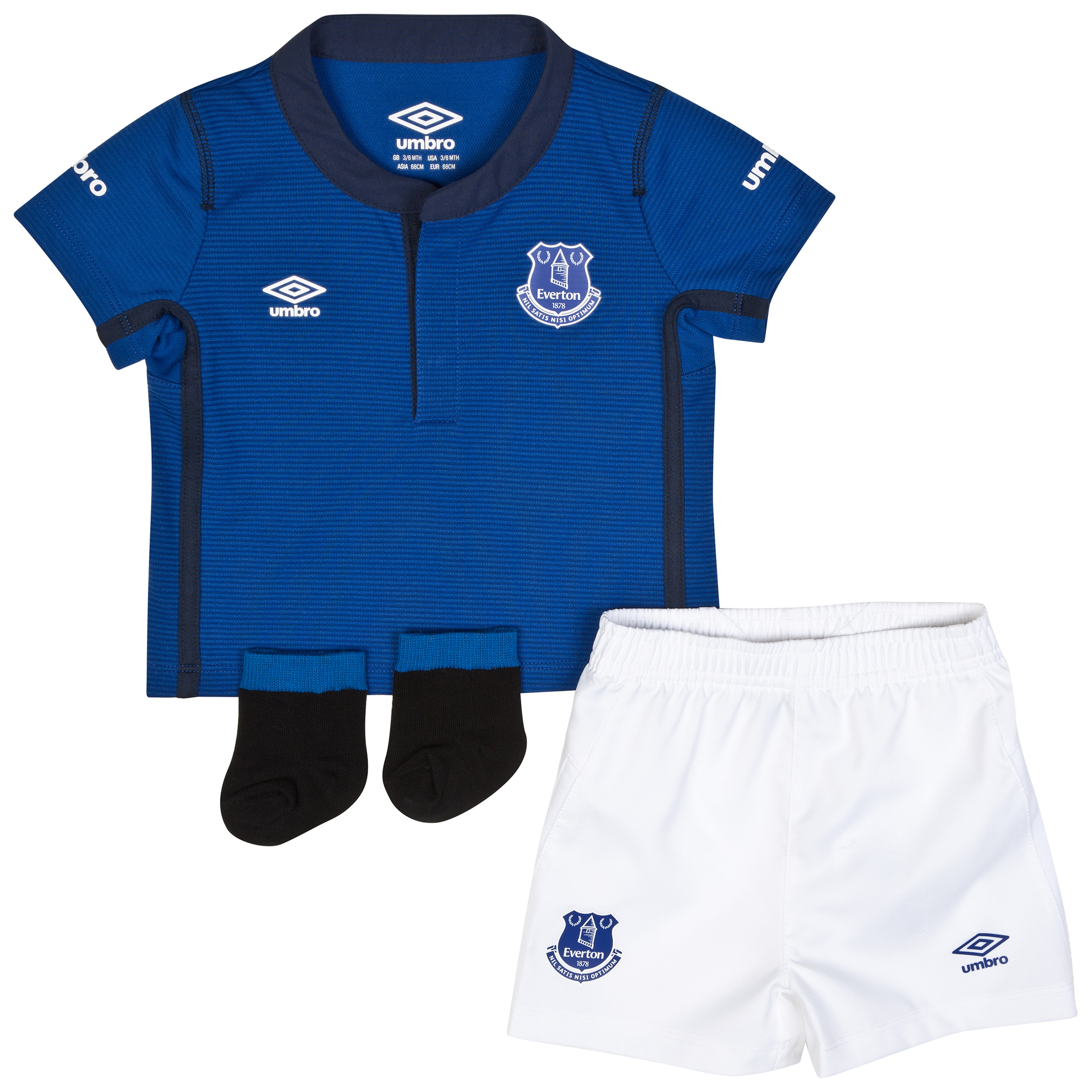 Everton Home Baby Kit 2014/15