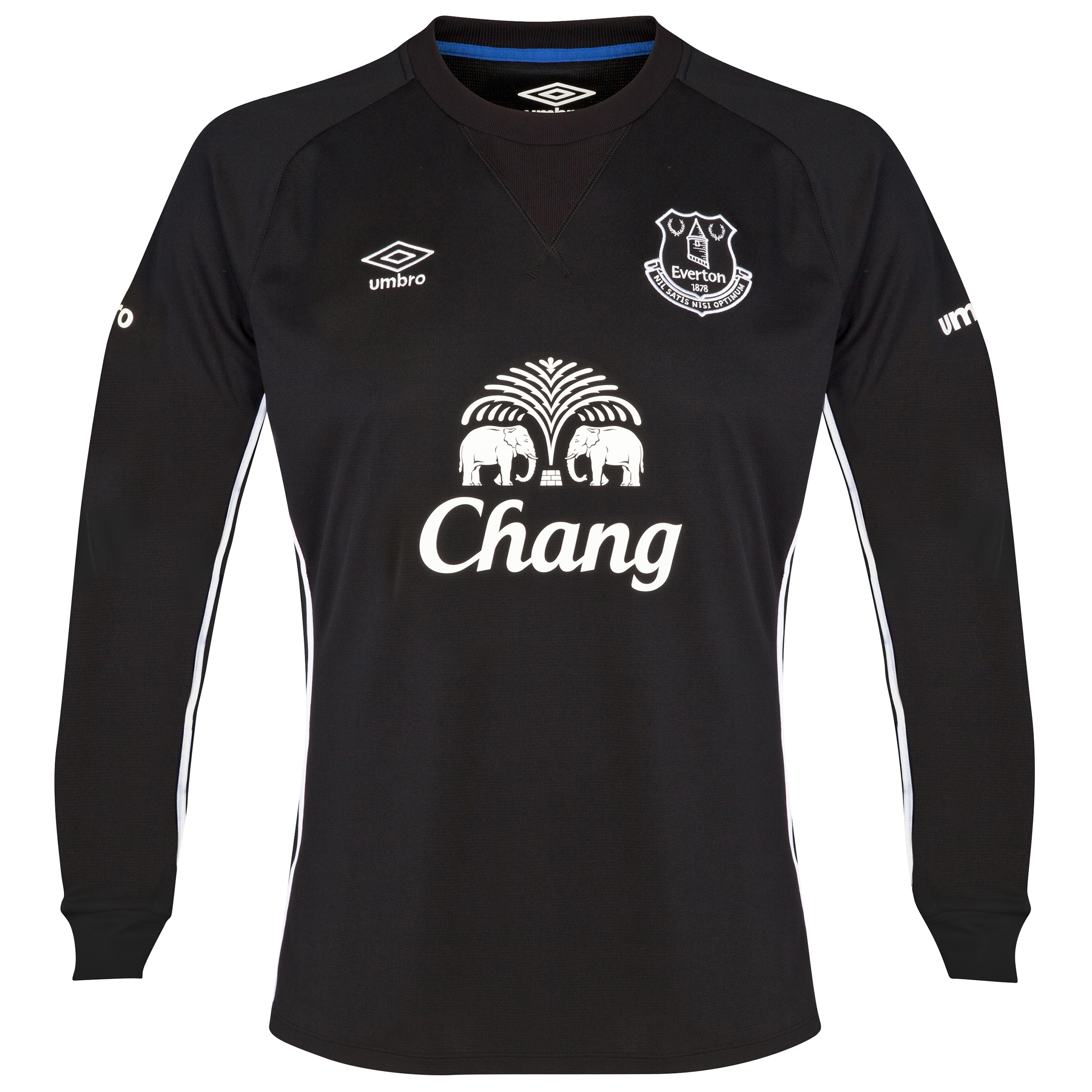 Everton LS Away Shirt 2014/15