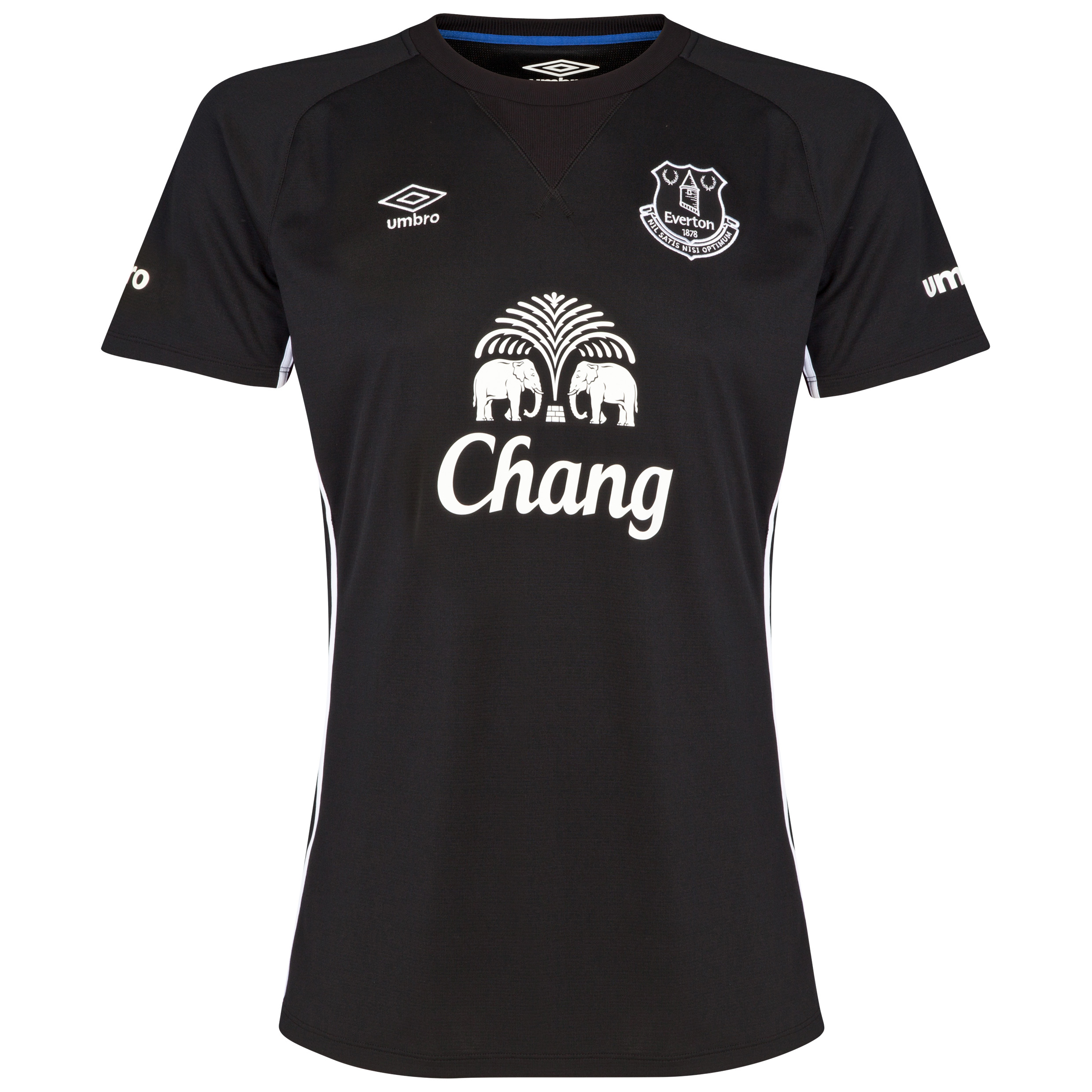 Everton SS Away Shirt 2014/15 - Womens
