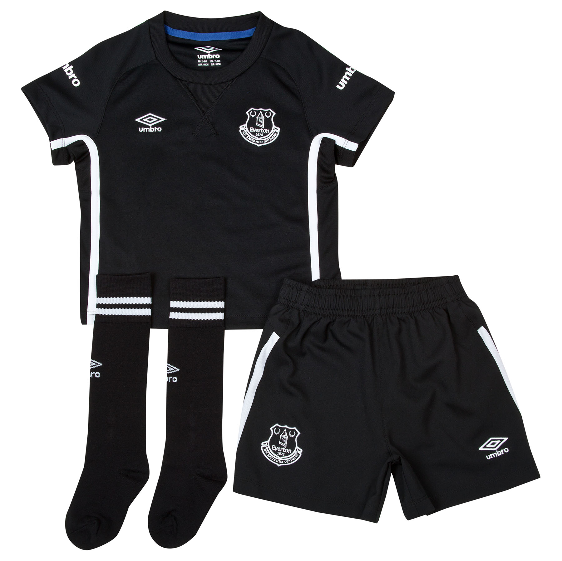 Everton Away Infant Kit 2014/15