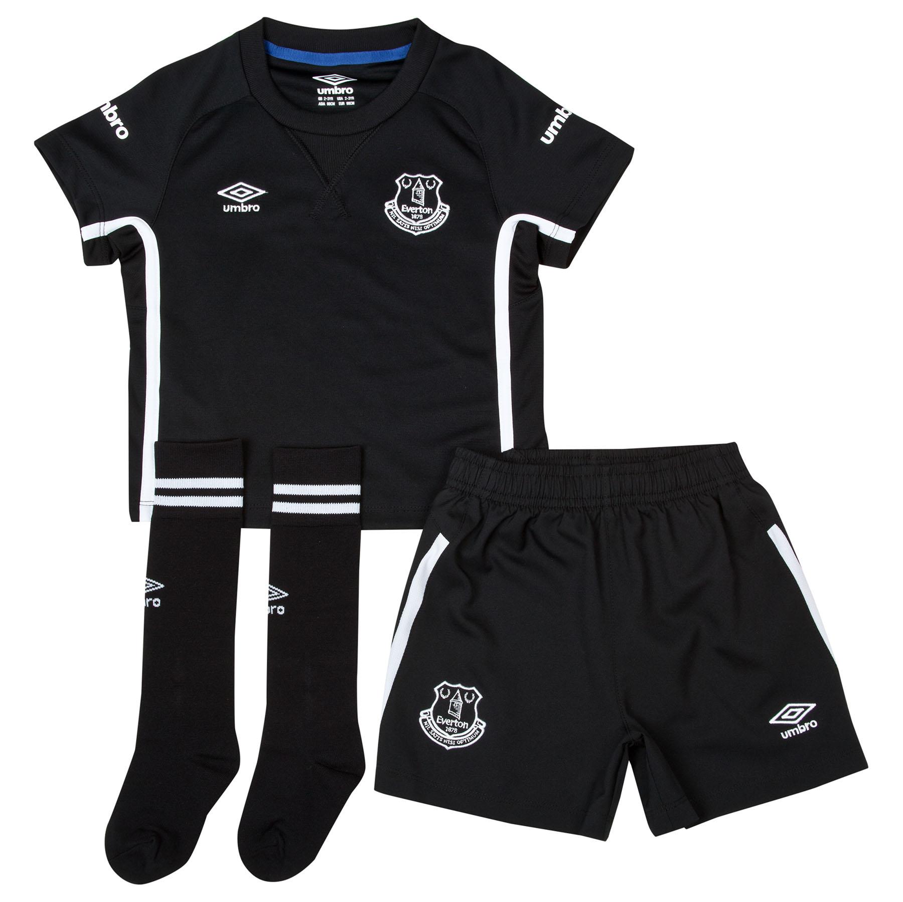 Everton Away Infant Kit 2014/15