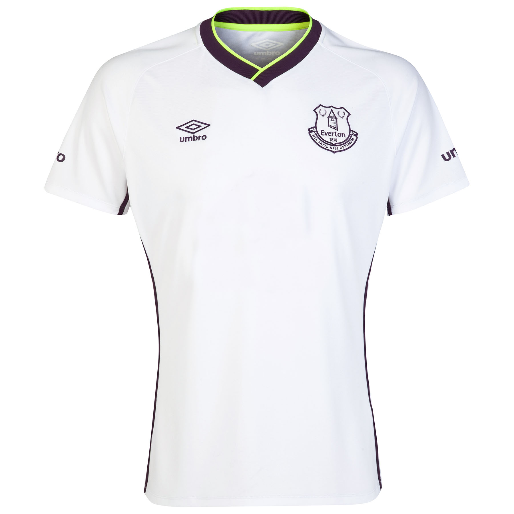 Everton SS 3rd Shirt 2014/15 - Junior