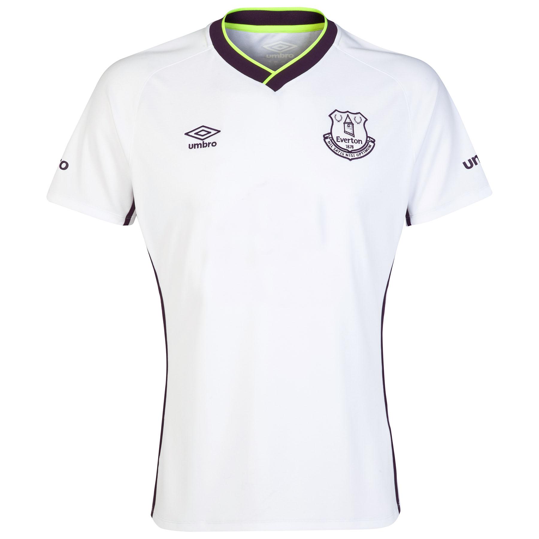 Everton SS 3rd Shirt 2014/15 - Junior