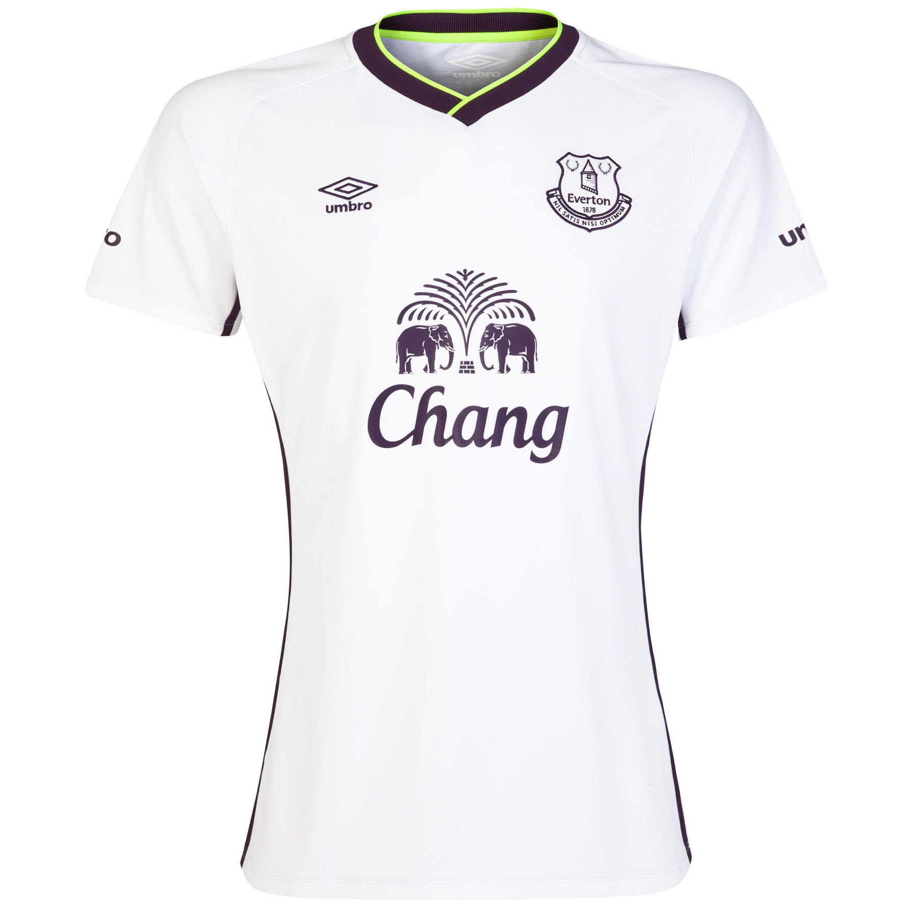 Everton SS 3rd Shirt 2014/15- Womens