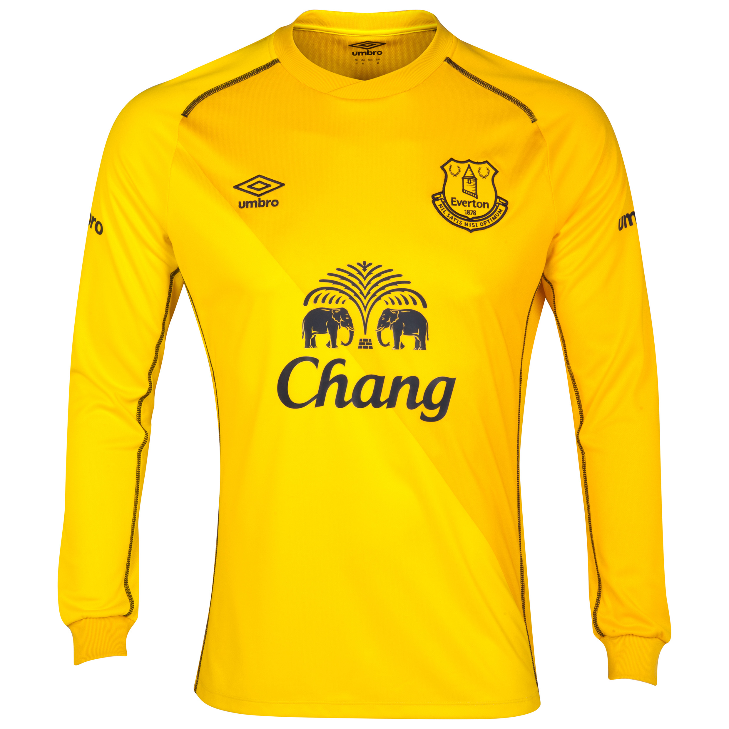 Everton GK Home Shirt 2014/15