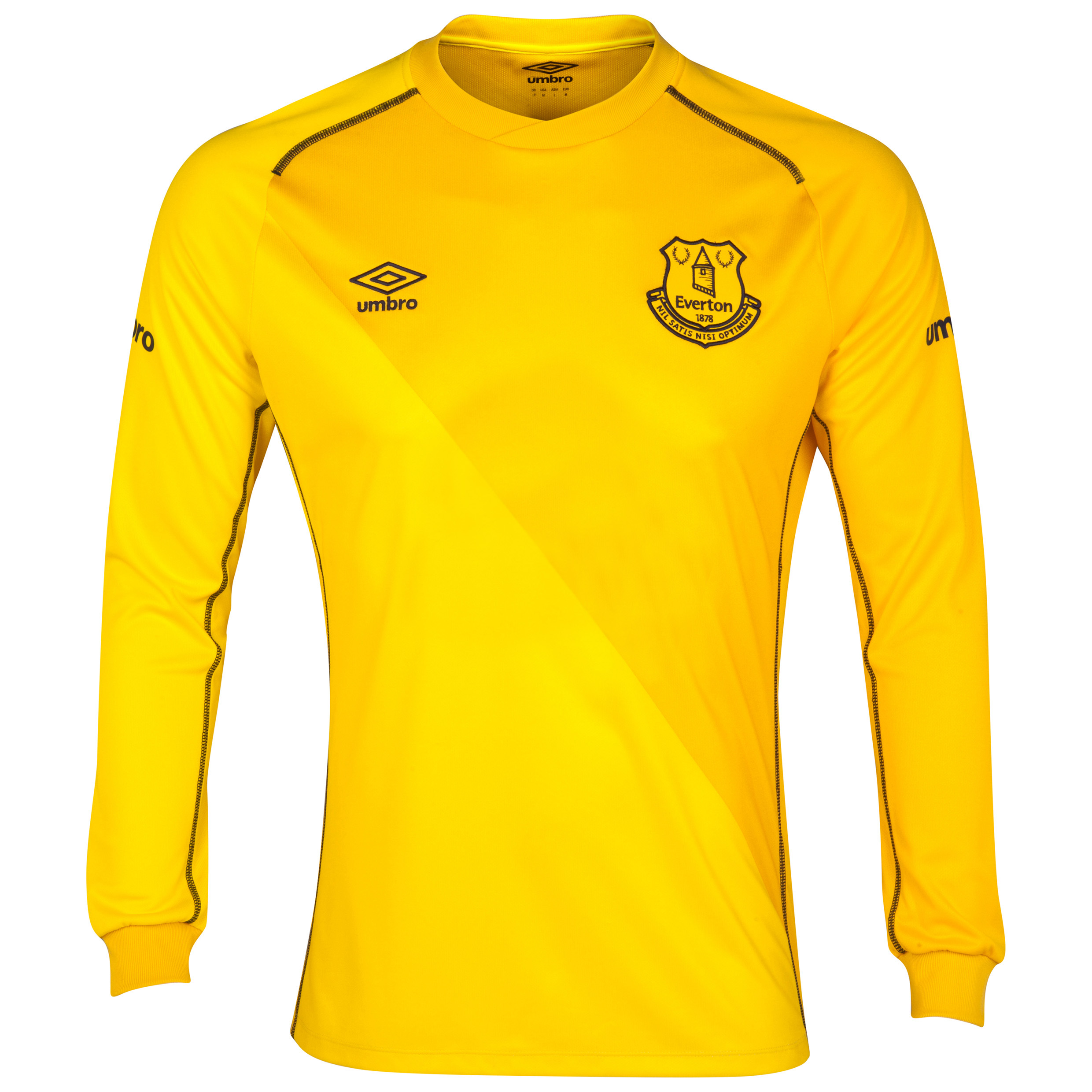 Everton GK Home Shirt 2014/15 - Junior
