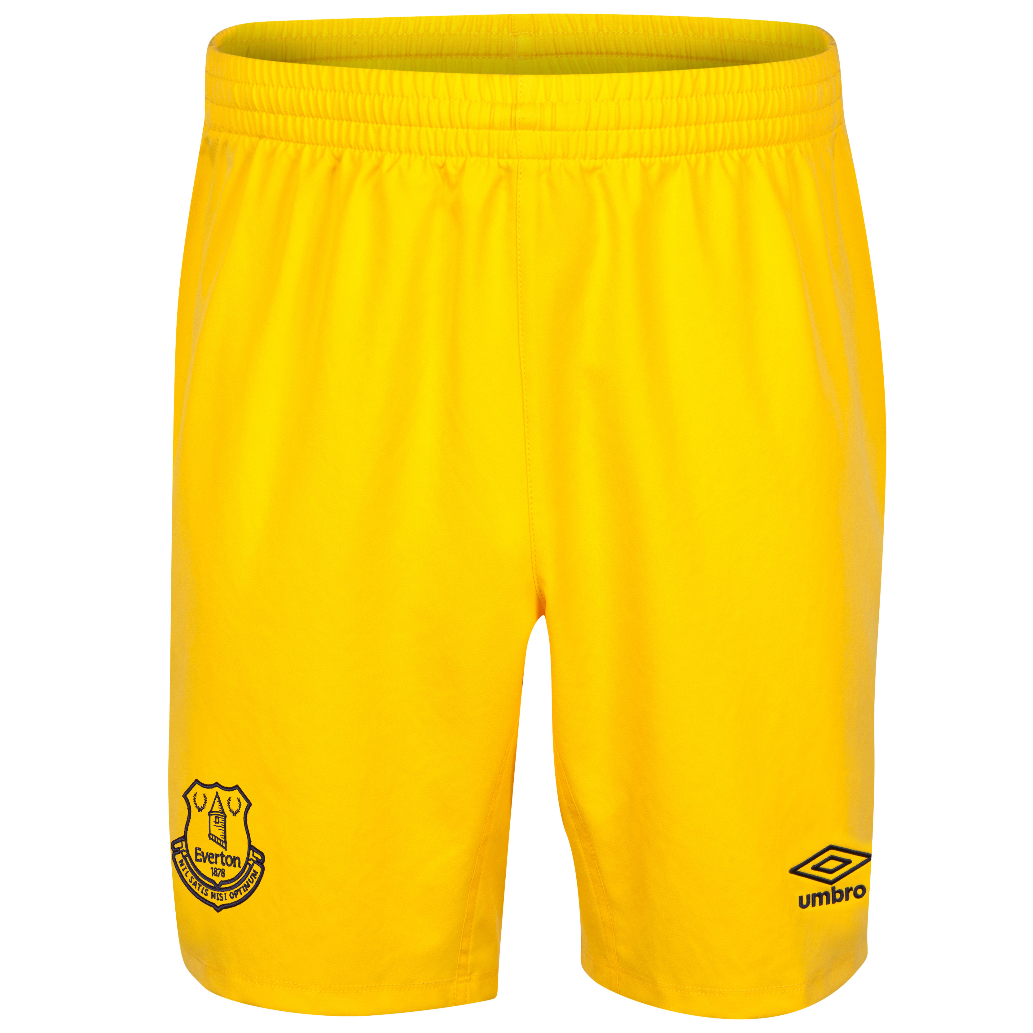 Everton GK Home Short 2014/15 - Junior