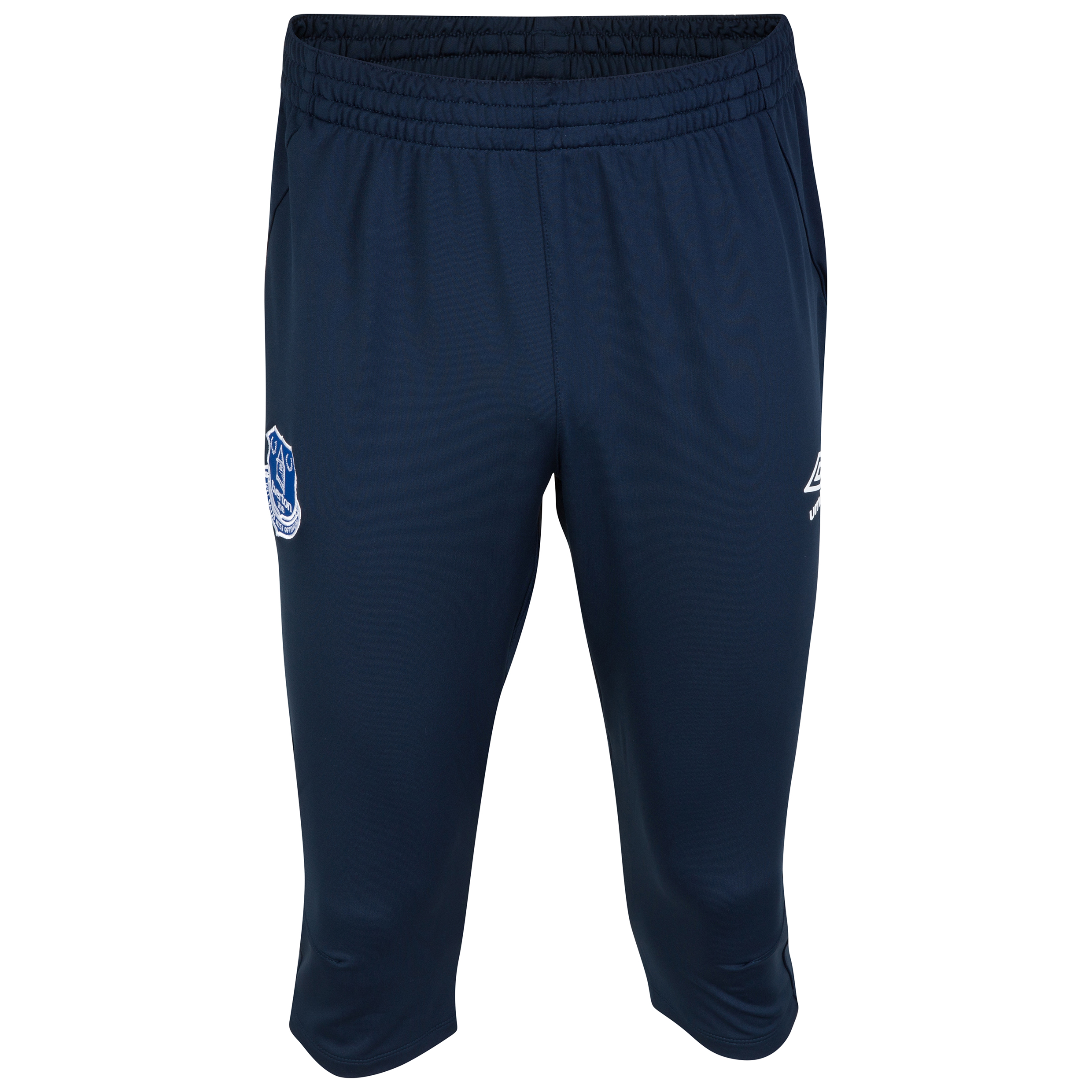Everton Training 3/4 Pant-Dark Navy