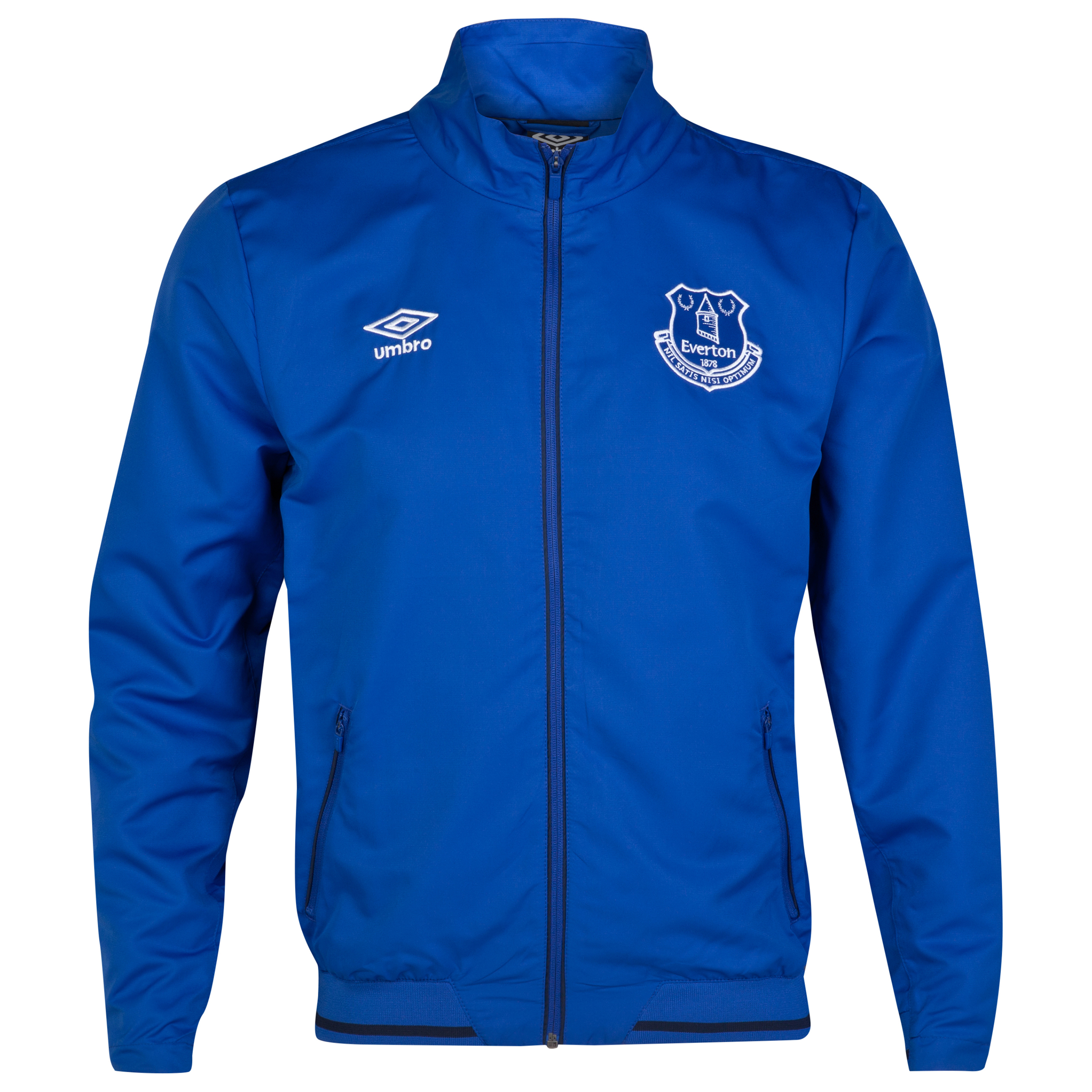 Everton Anthem Jacket-Dark Navy