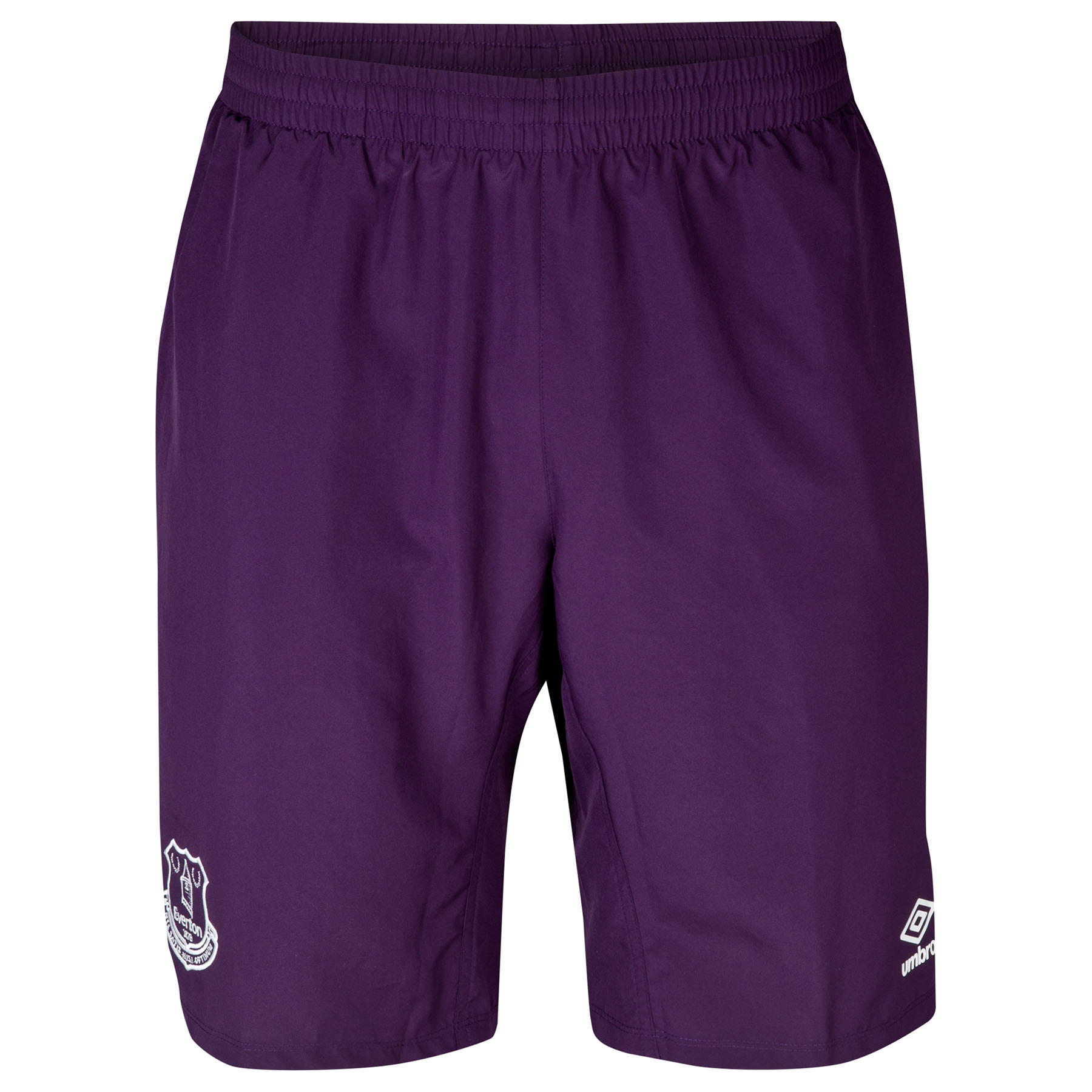 Everton Long Knit Short-Blackberry Cordial