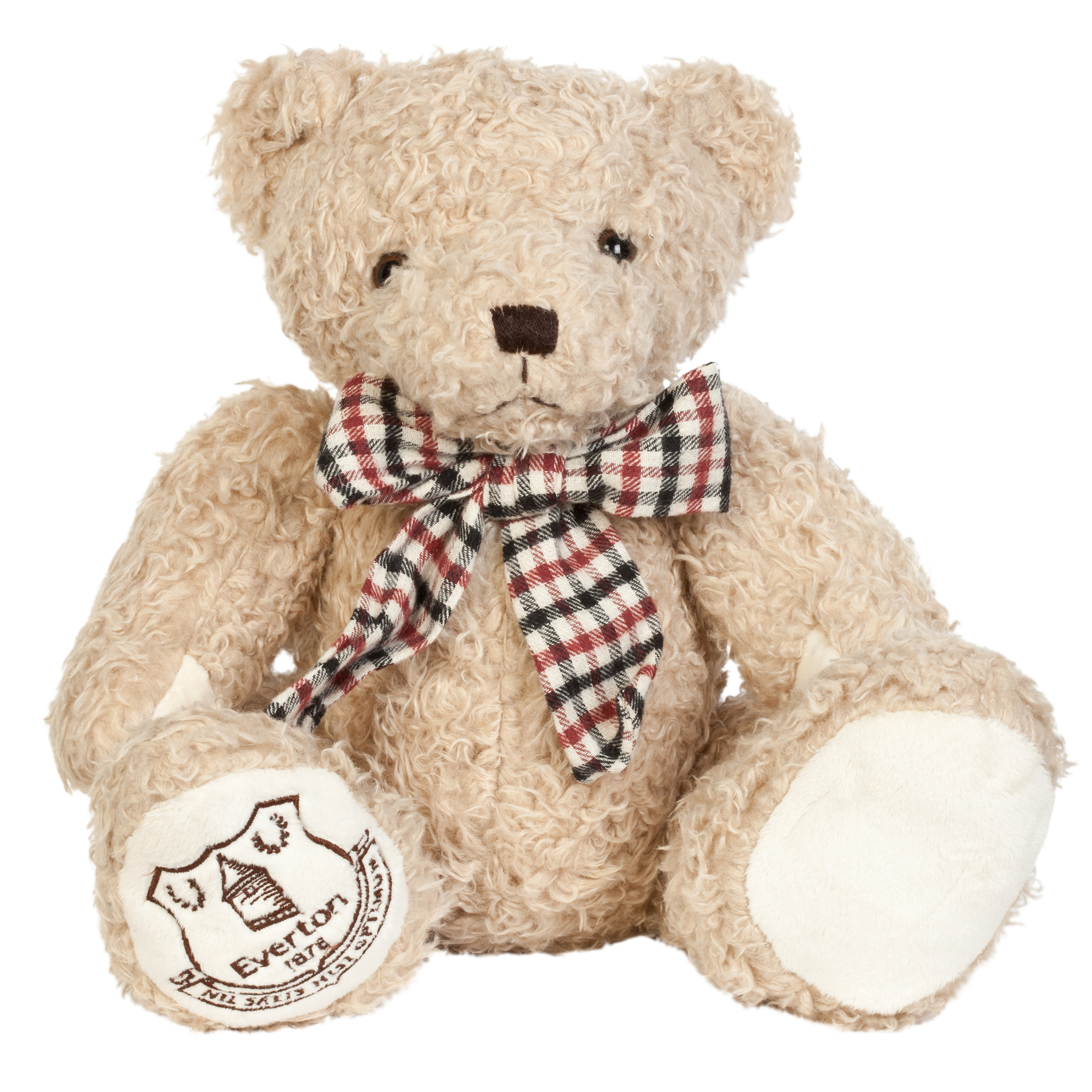 Everton Retro Teddy Bear