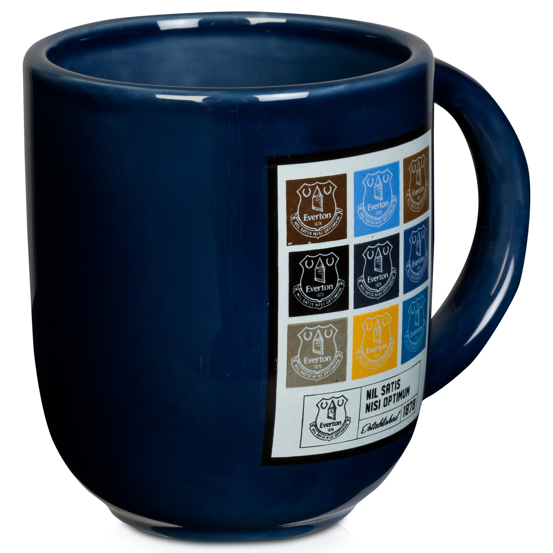 Everton Retro Mug in Gift Box