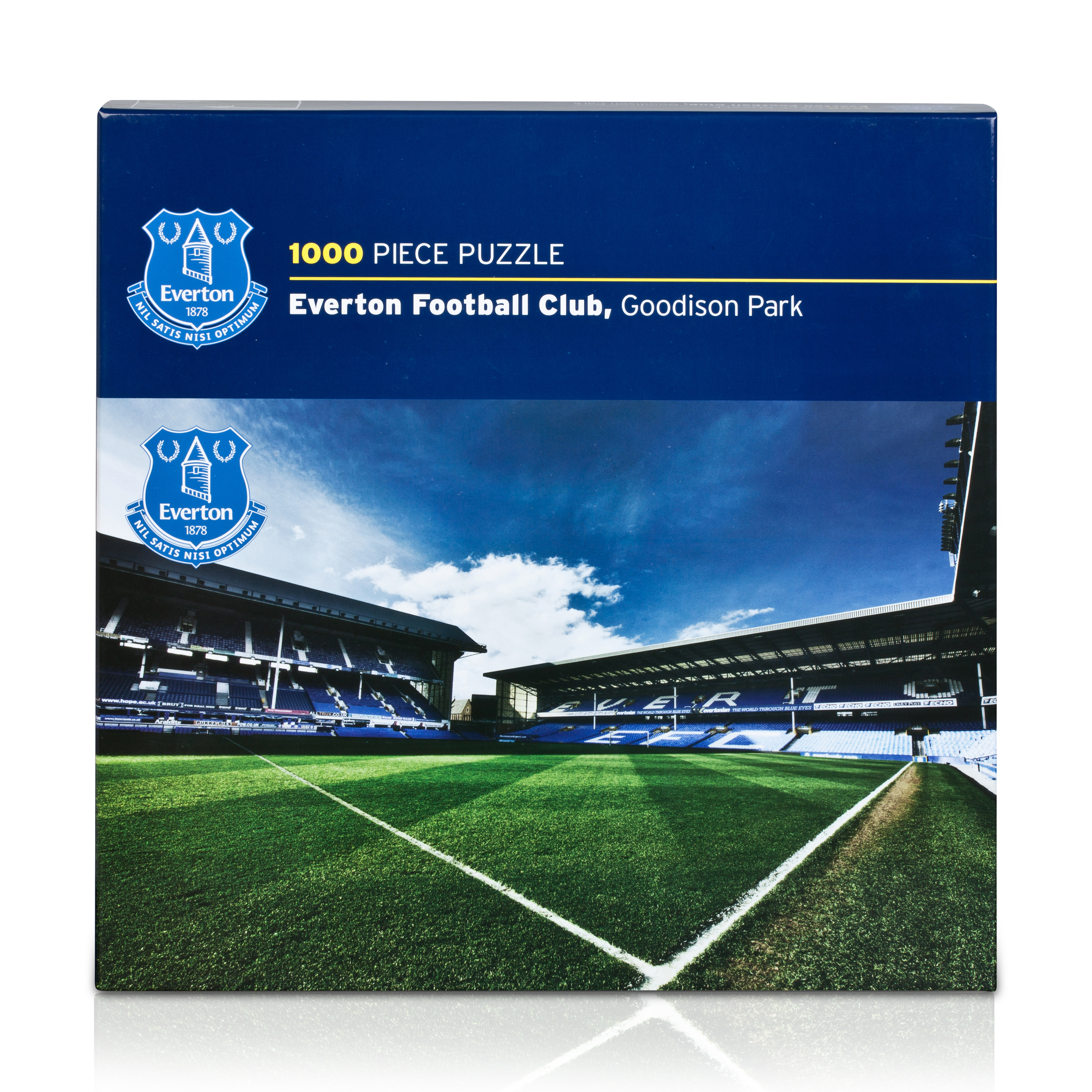 Everton 1000 pc jigsaw