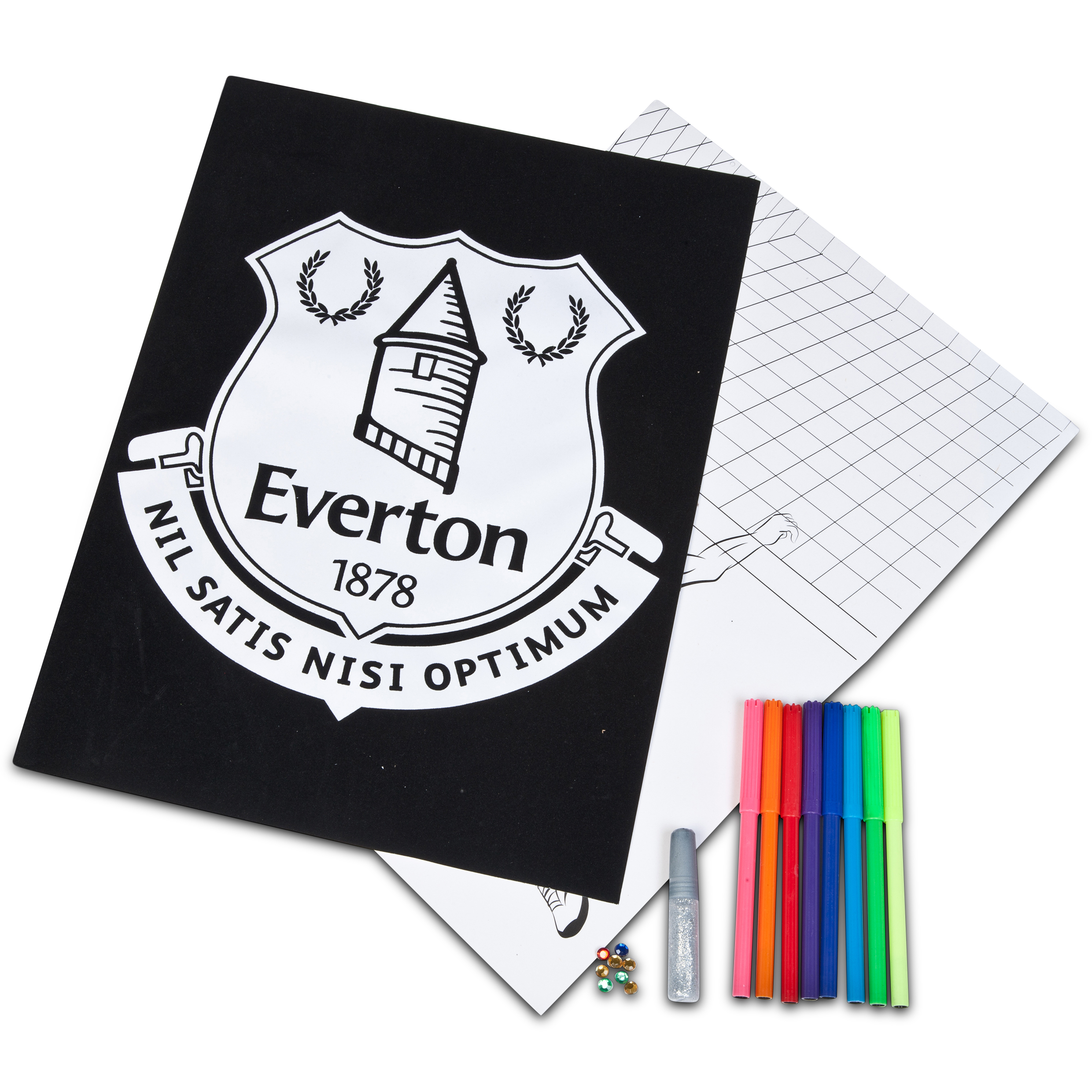 Everton Velvet art
