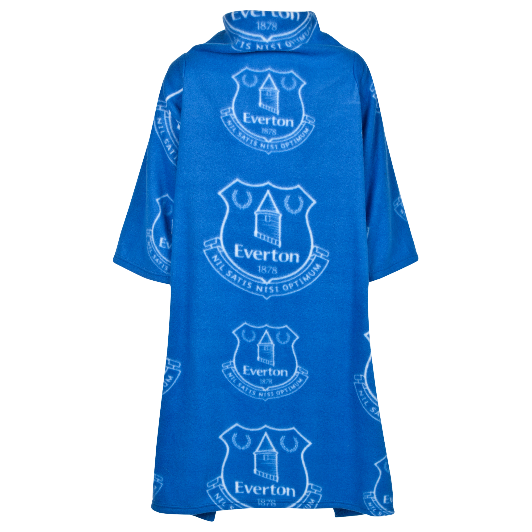 Everton Kids Snuggle Fleece