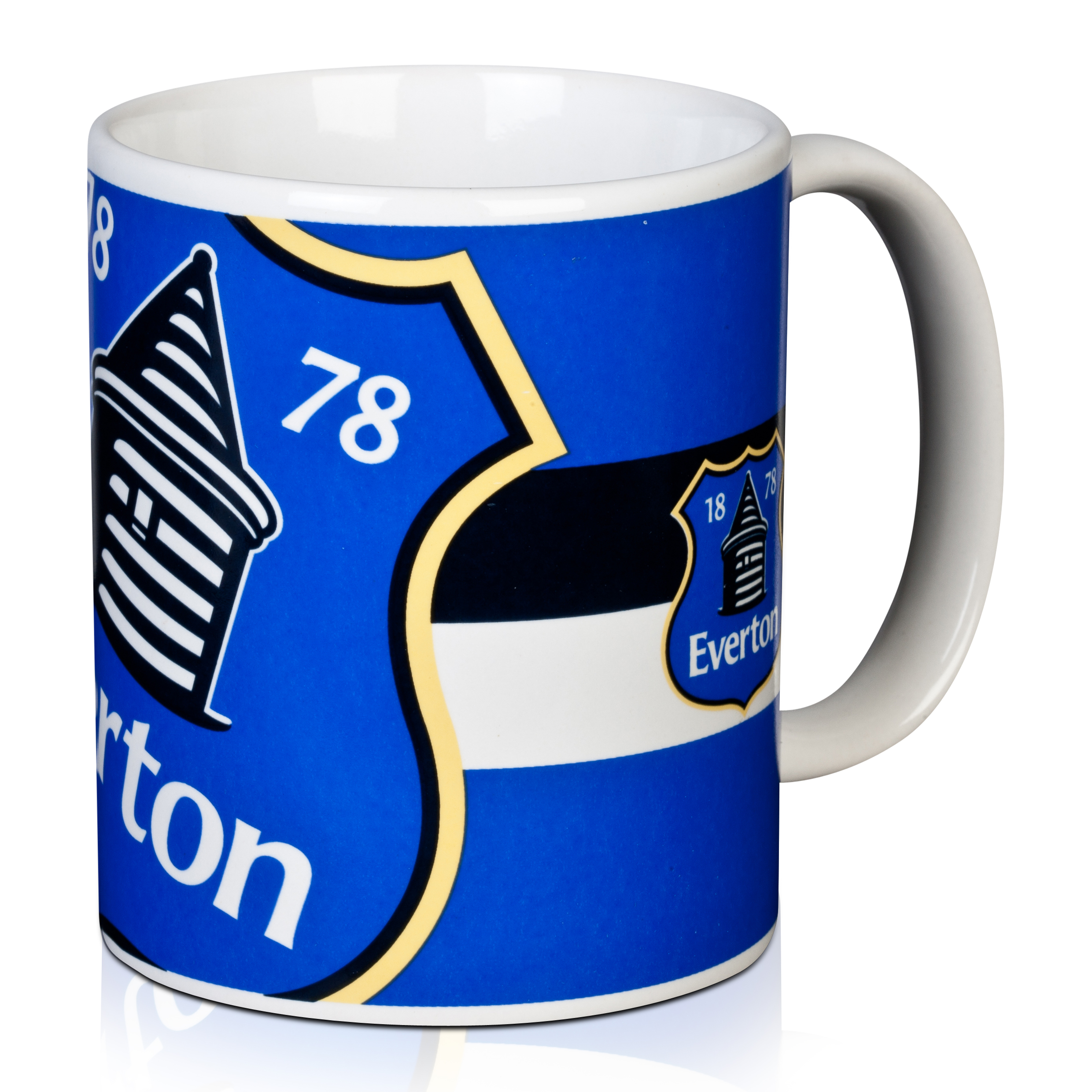 Everton Big Crest Mug 11oz