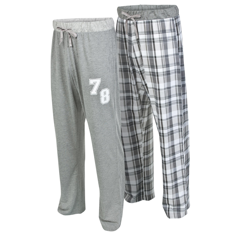 Everton 2PK Lounge Pants - Grey- Mens