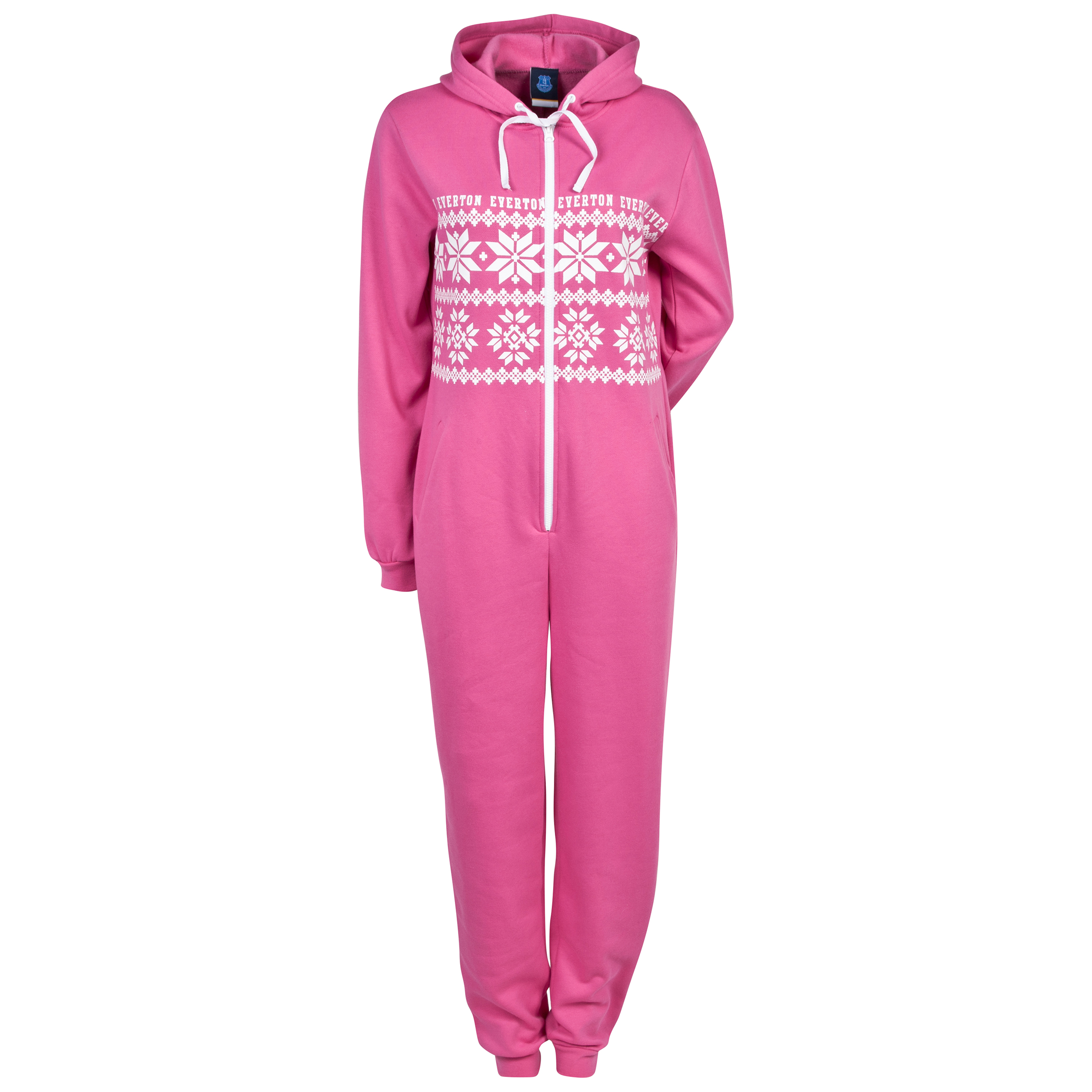 Everton Onesie - Pink - Womens