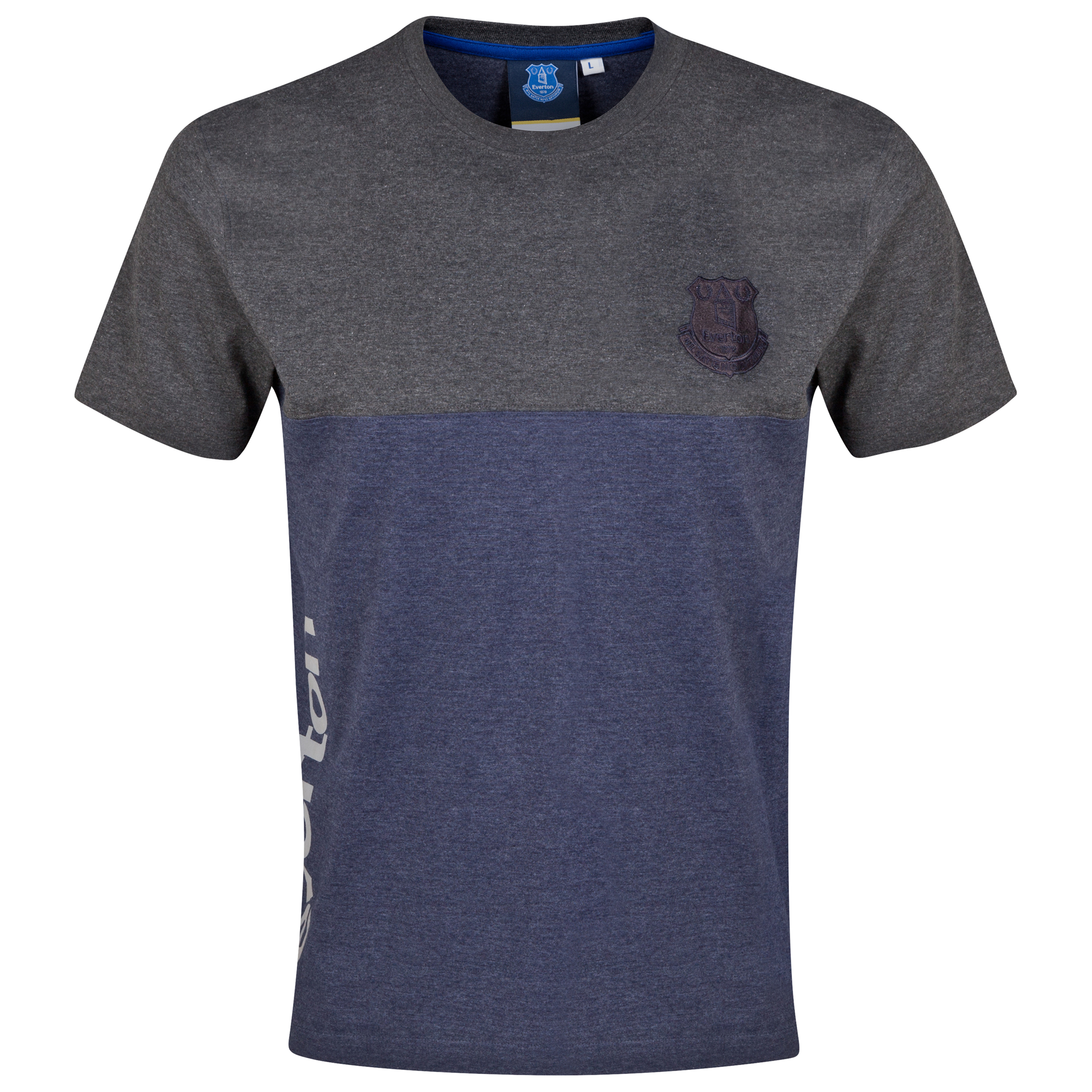 Everton Essential T-Shirt - Vintage Marl - Mens
