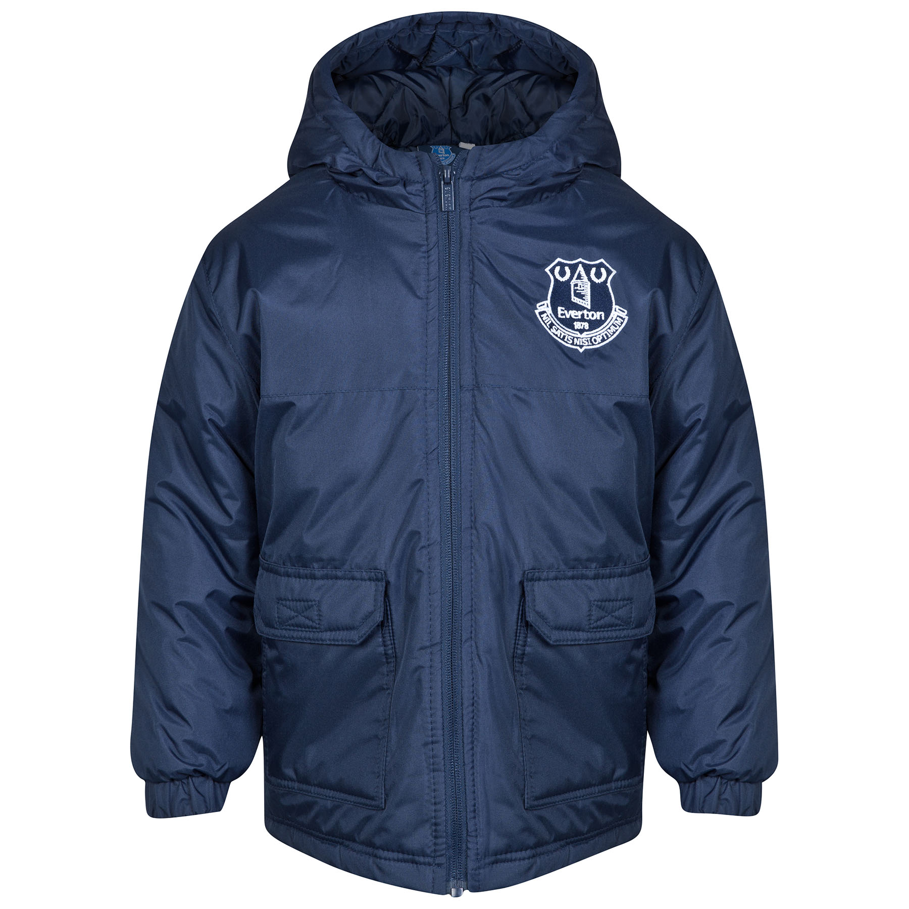 Everton Essentials Padded coat - Navy - Infant Boys