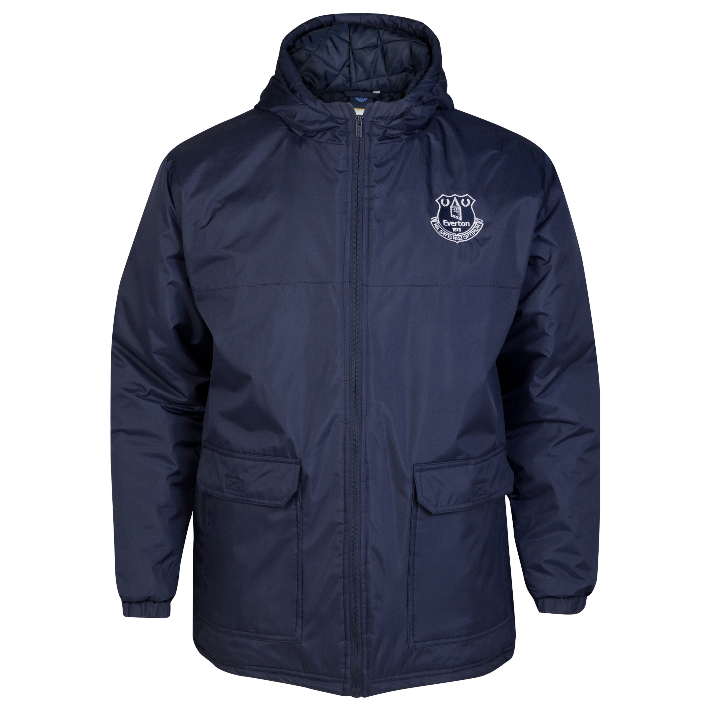 Everton Essentials Padded coat - Navy - Mens