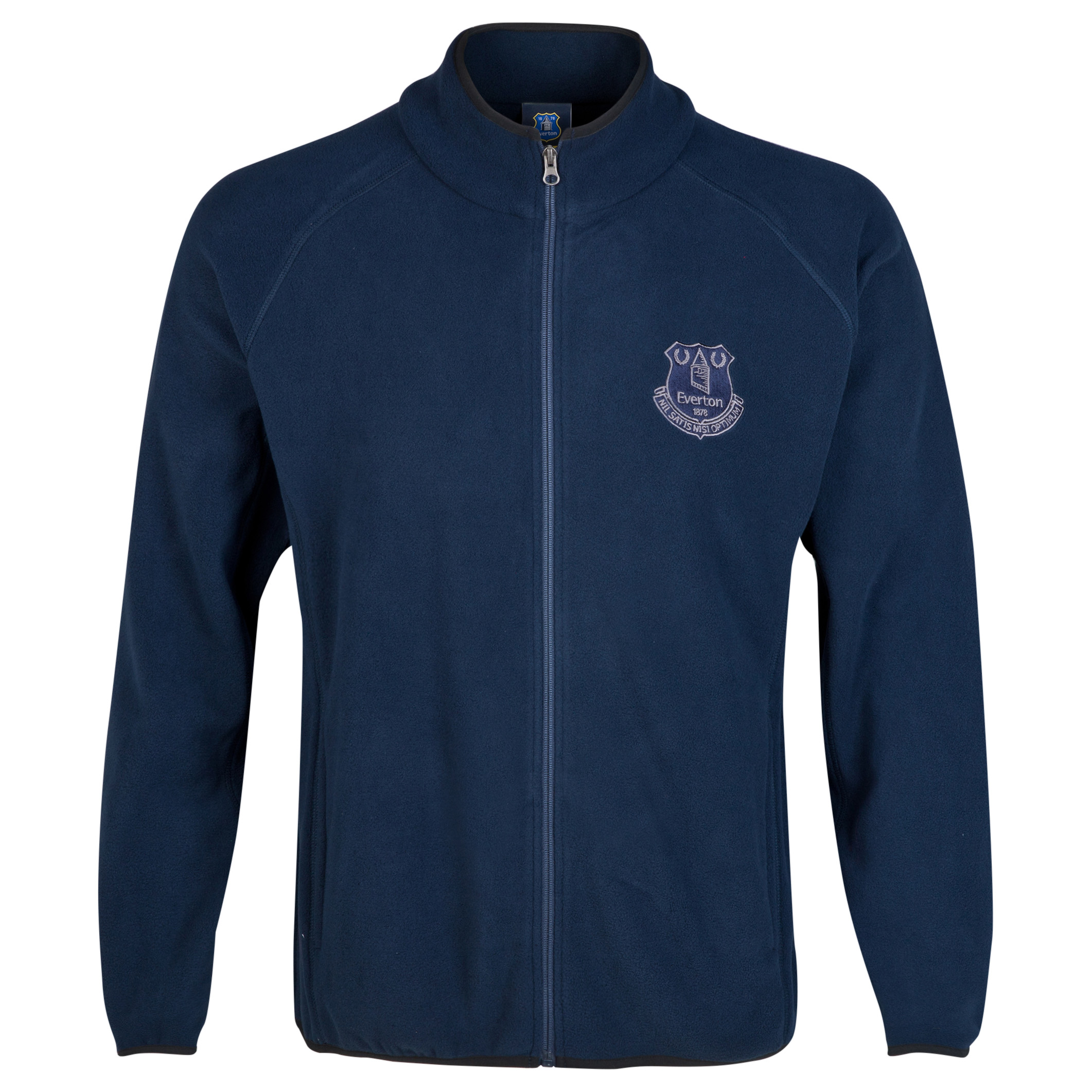 Everton Essential Fleece - Navy - Mens