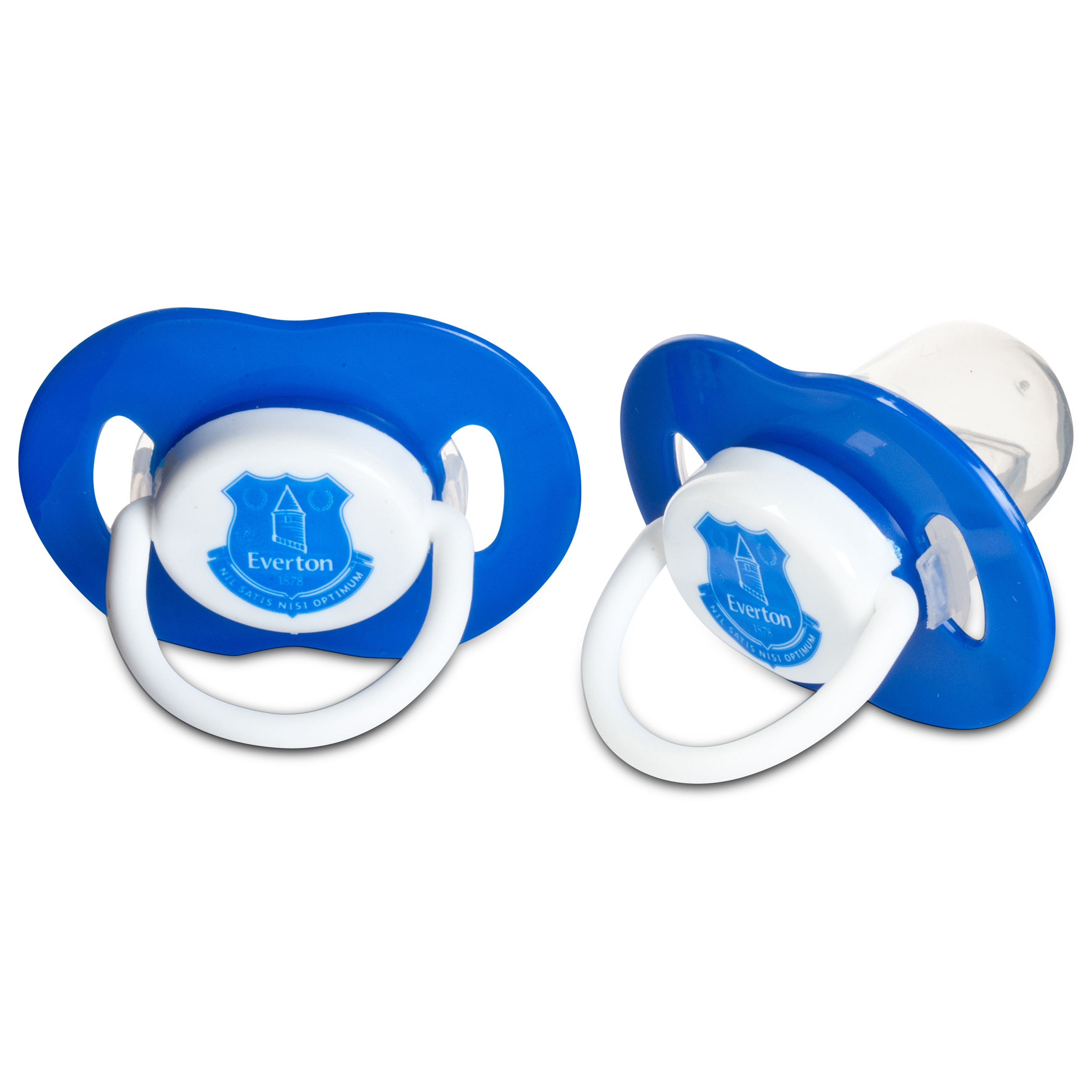 Everton Baby Soothers 2pk