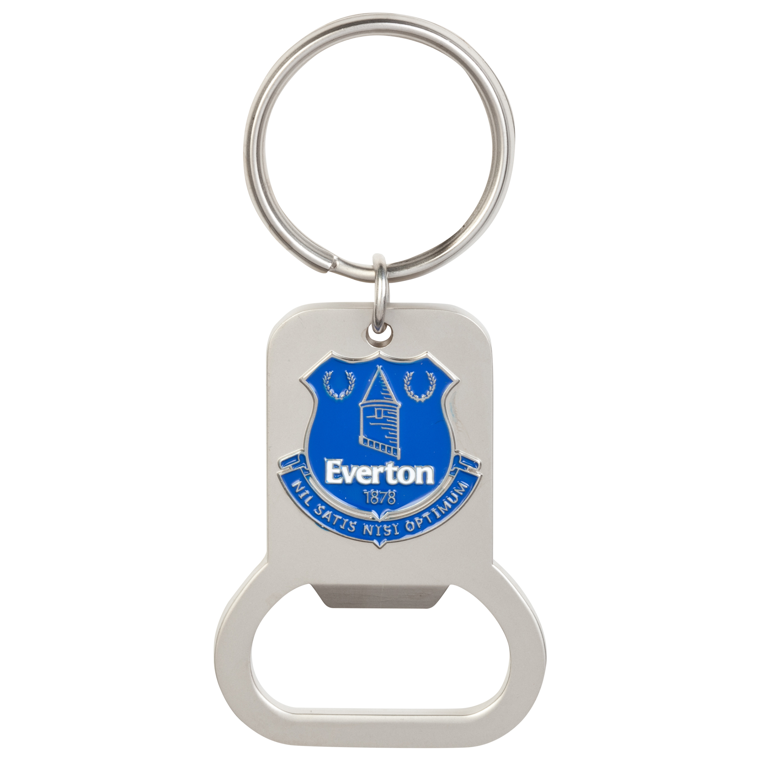 Everton Bottle Opener Keyring