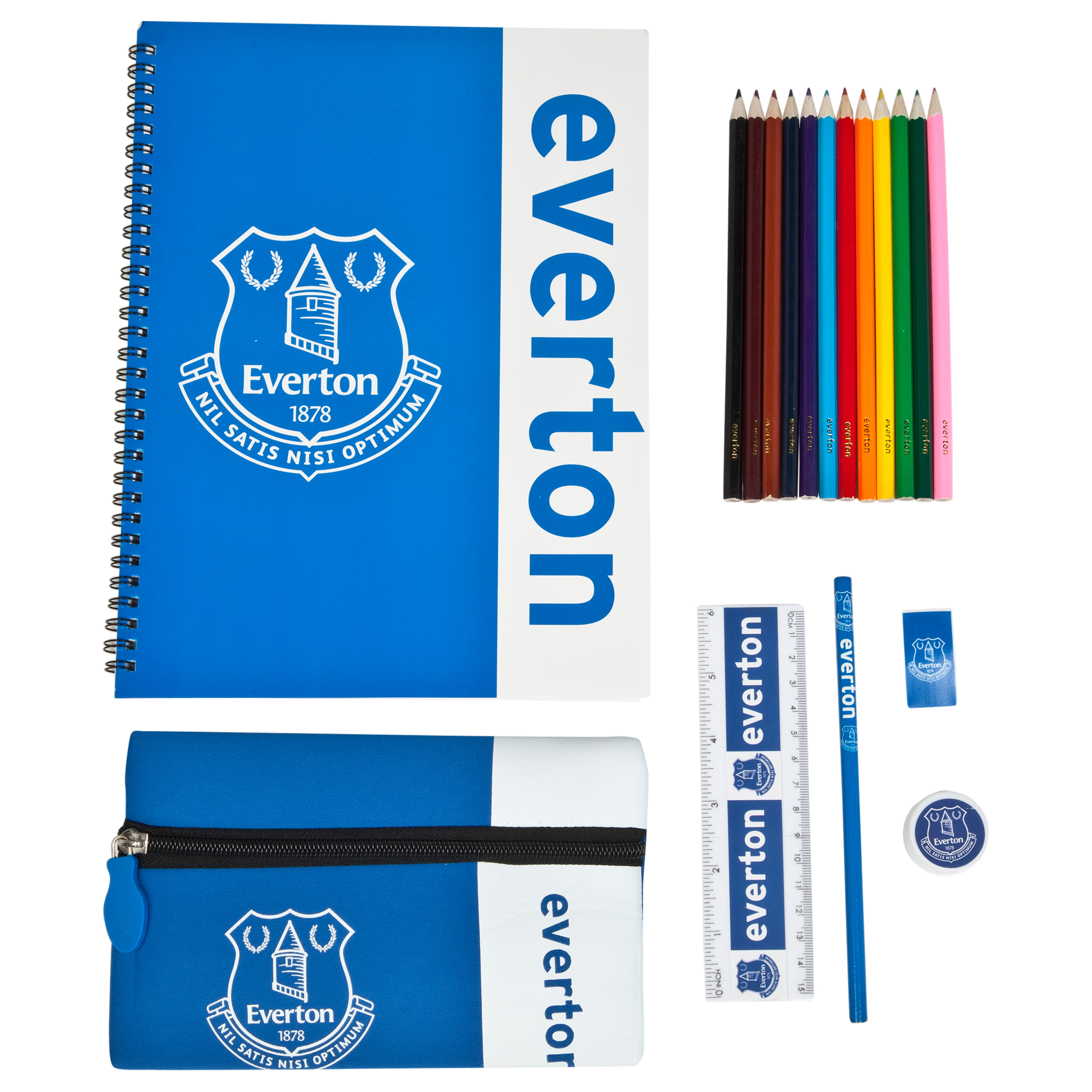 Everton Umltimate Stationery Set