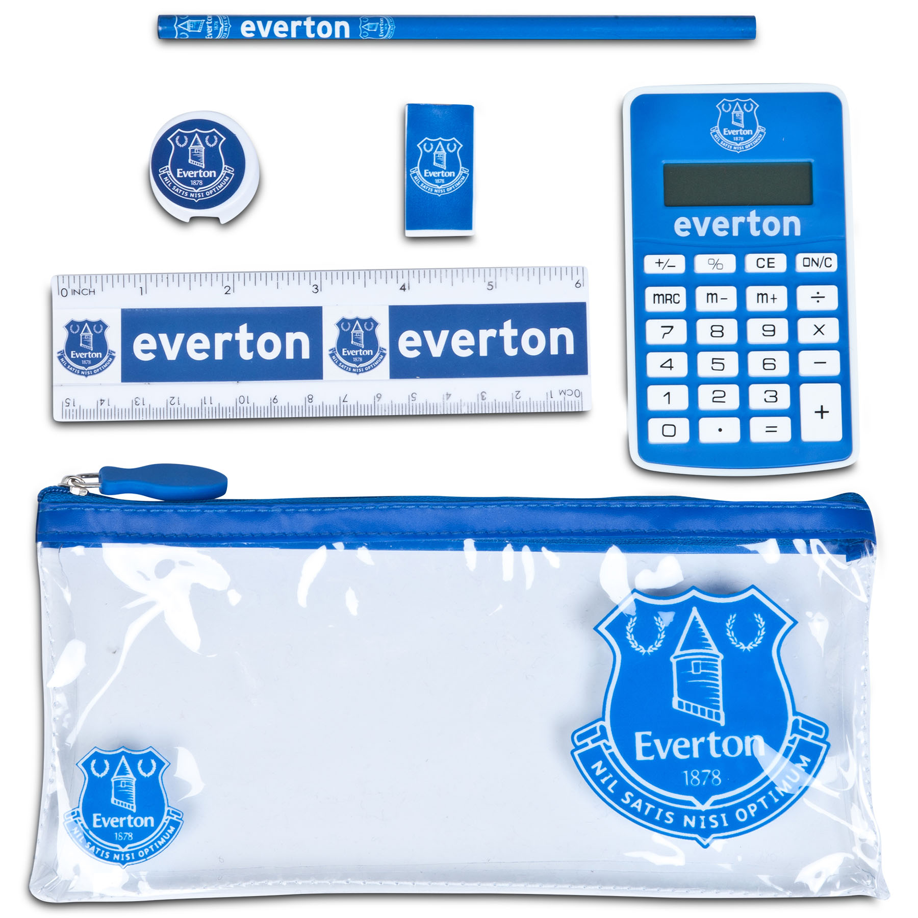 Everton Exam Set
