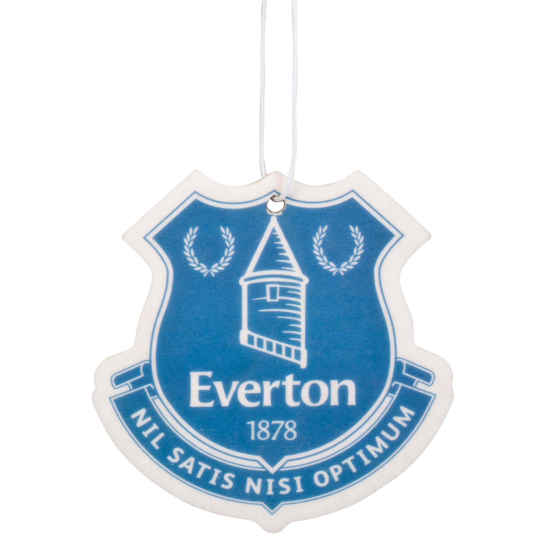 Everton Crest Air Freshener