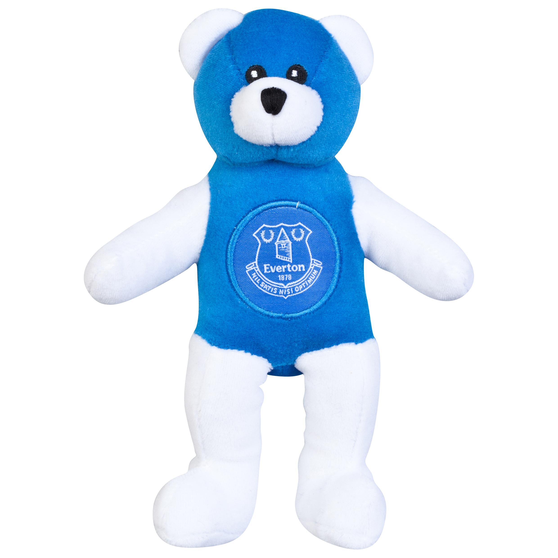 Everton Solid Contast Beanie Bear